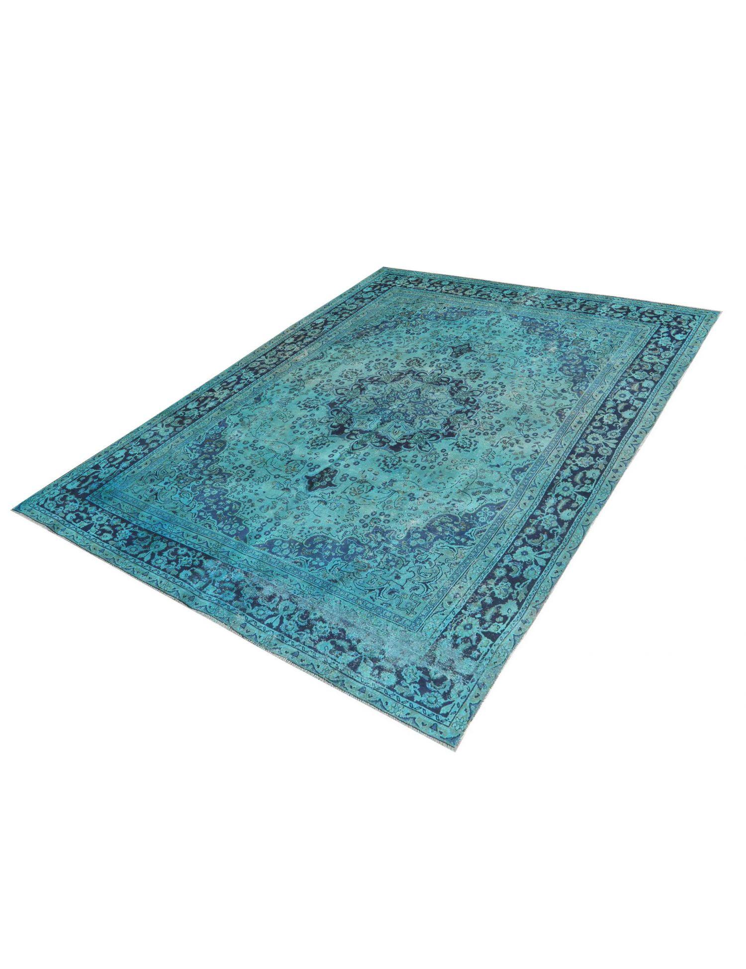 Tappeto Vintage  blu <br/>360 x 270 cm