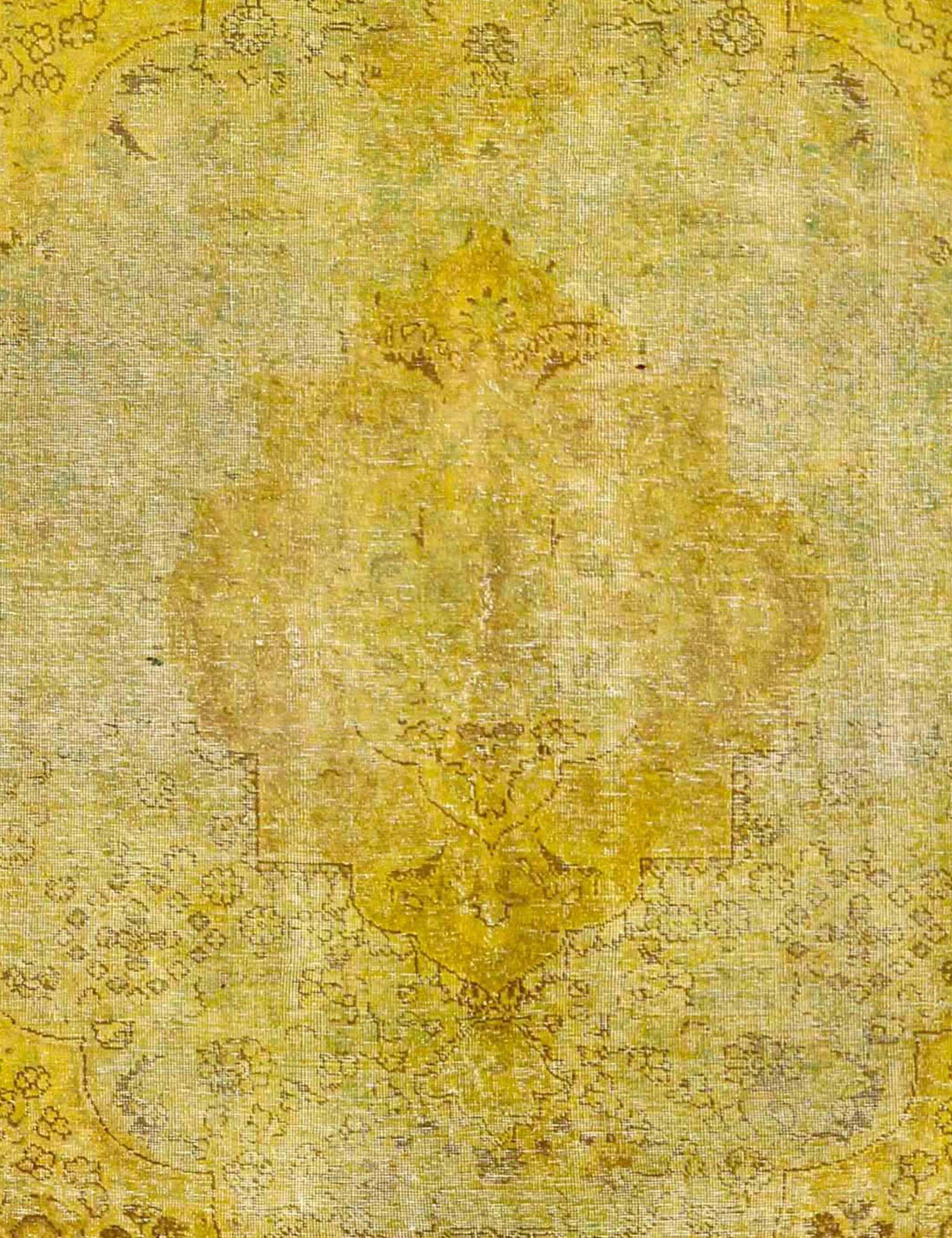 Vintage Perserteppich  gelb <br/>285 x 196 cm