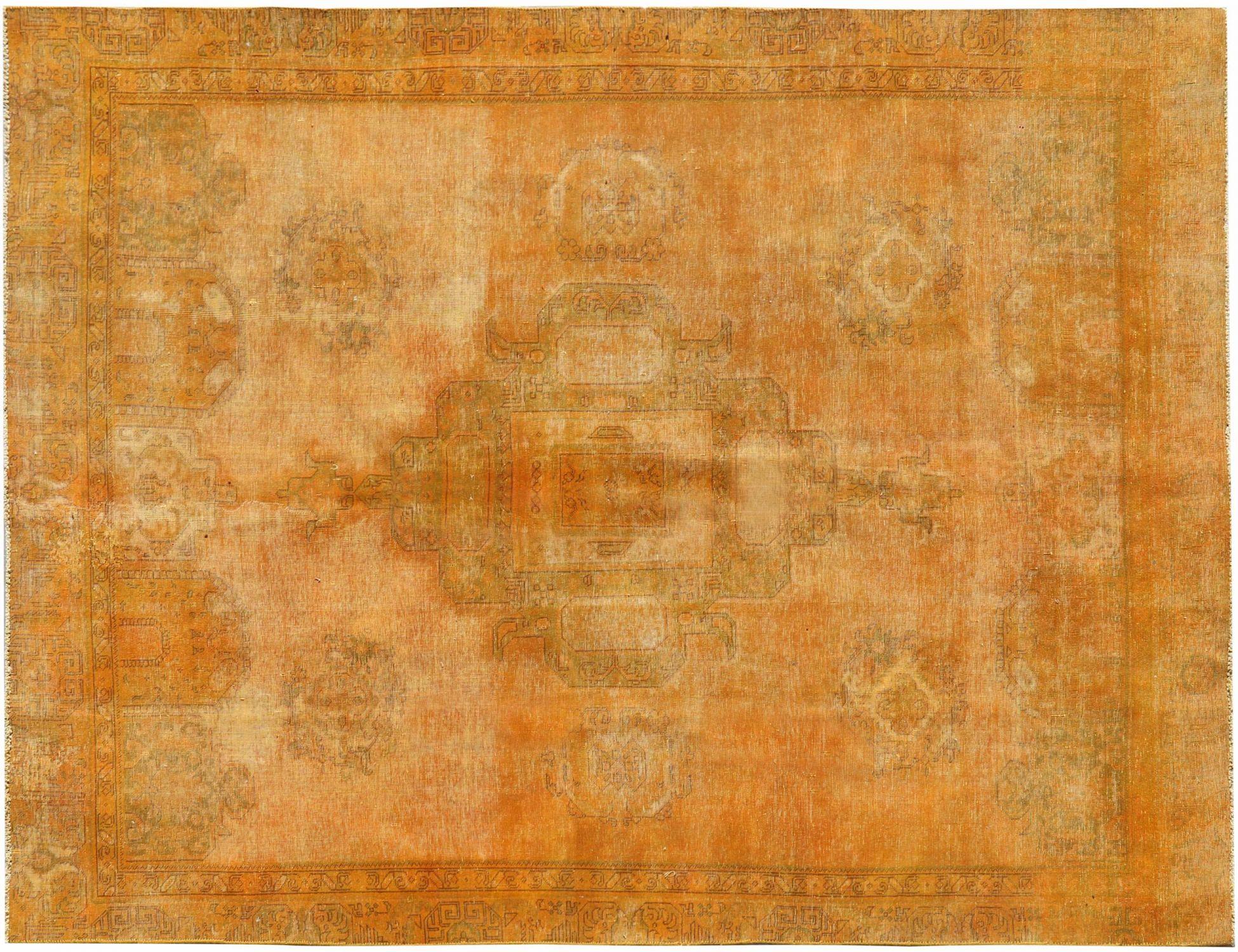 Tappeto Vintage  arancia <br/>367 x 240 cm