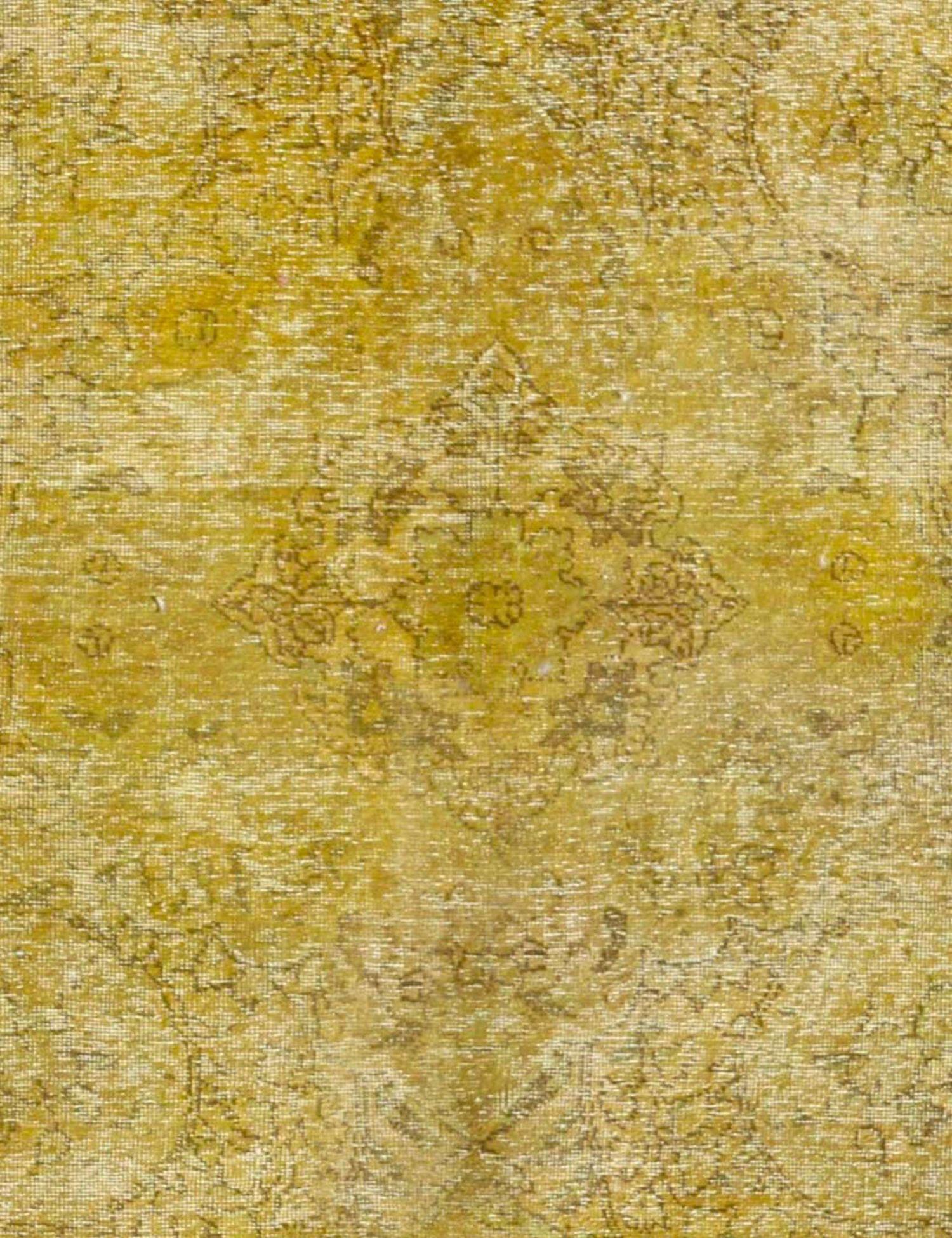 Vintage Perserteppich  gelb <br/>300 x 190 cm