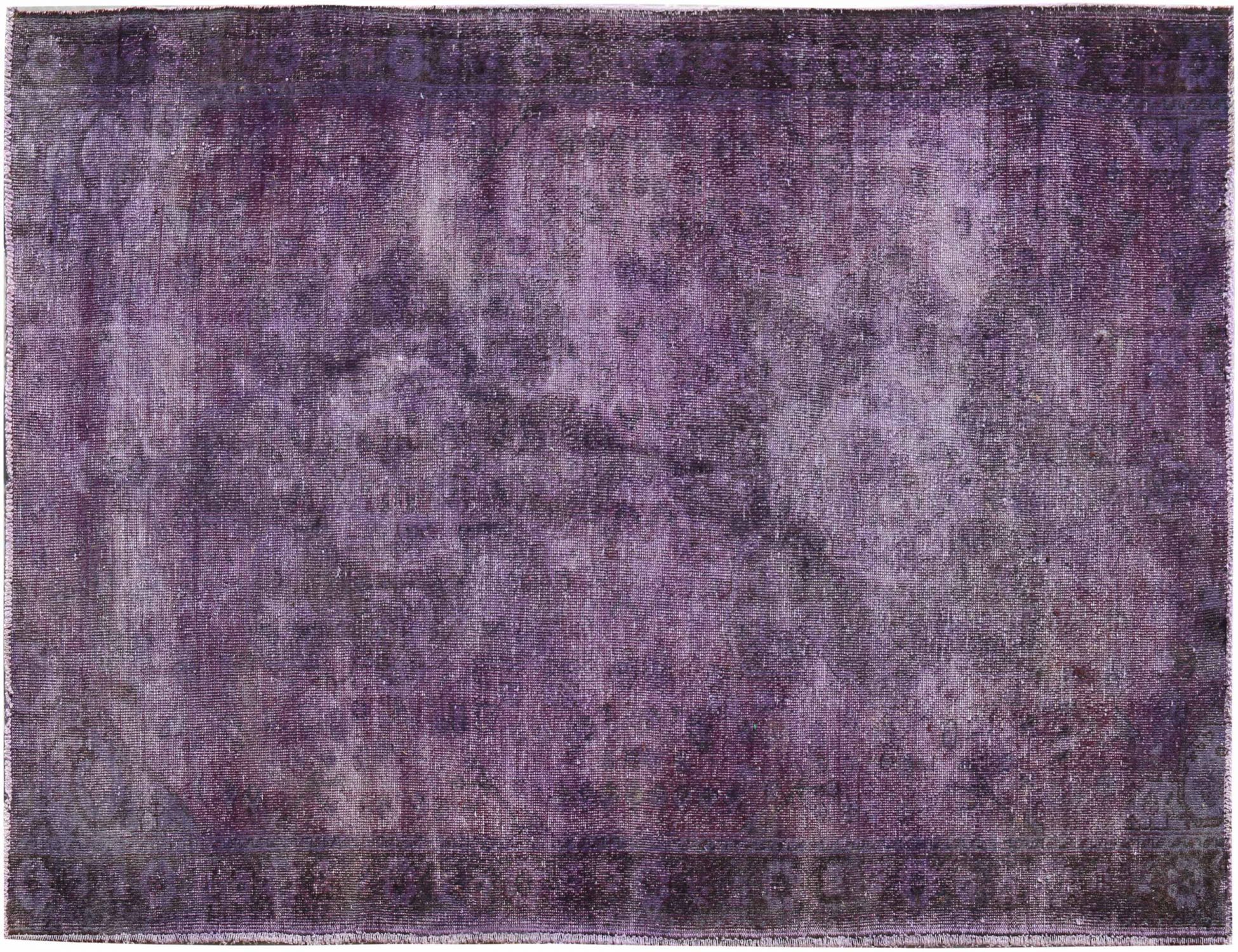 Vintage Teppich  lila <br/>250 x 150 cm