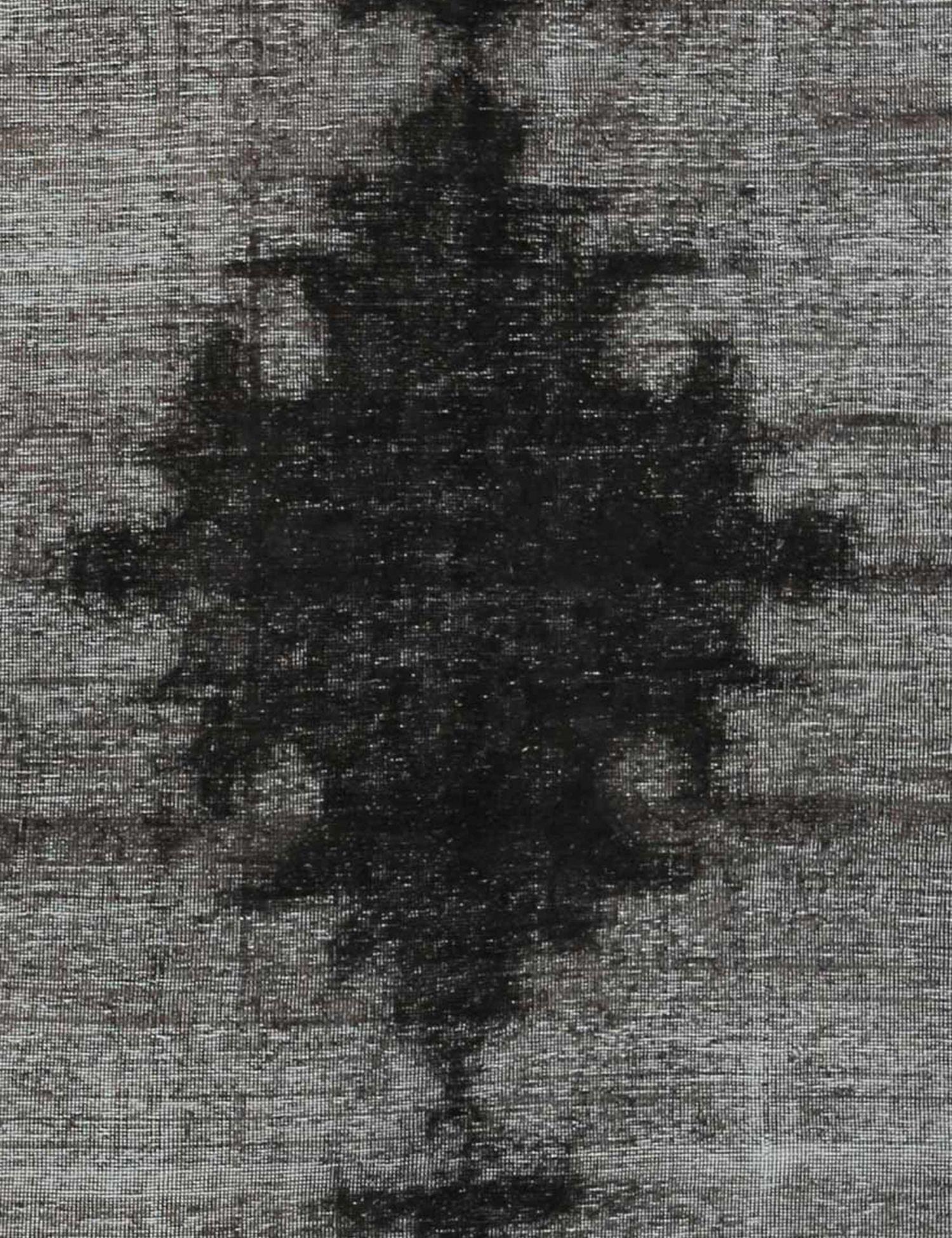 Vintage Perserteppich  schwarz <br/>280 x 205 cm