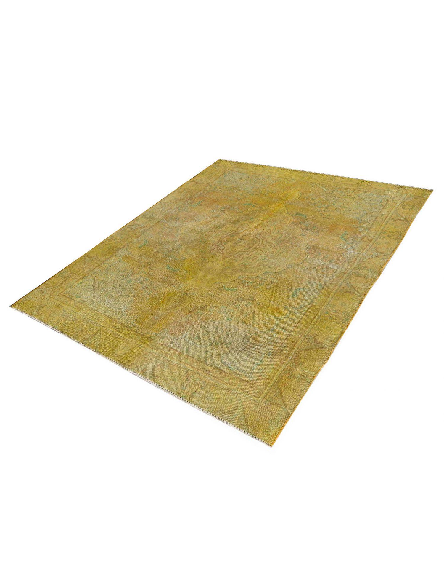 Tappeto Vintage  giallo <br/>277 x 170 cm