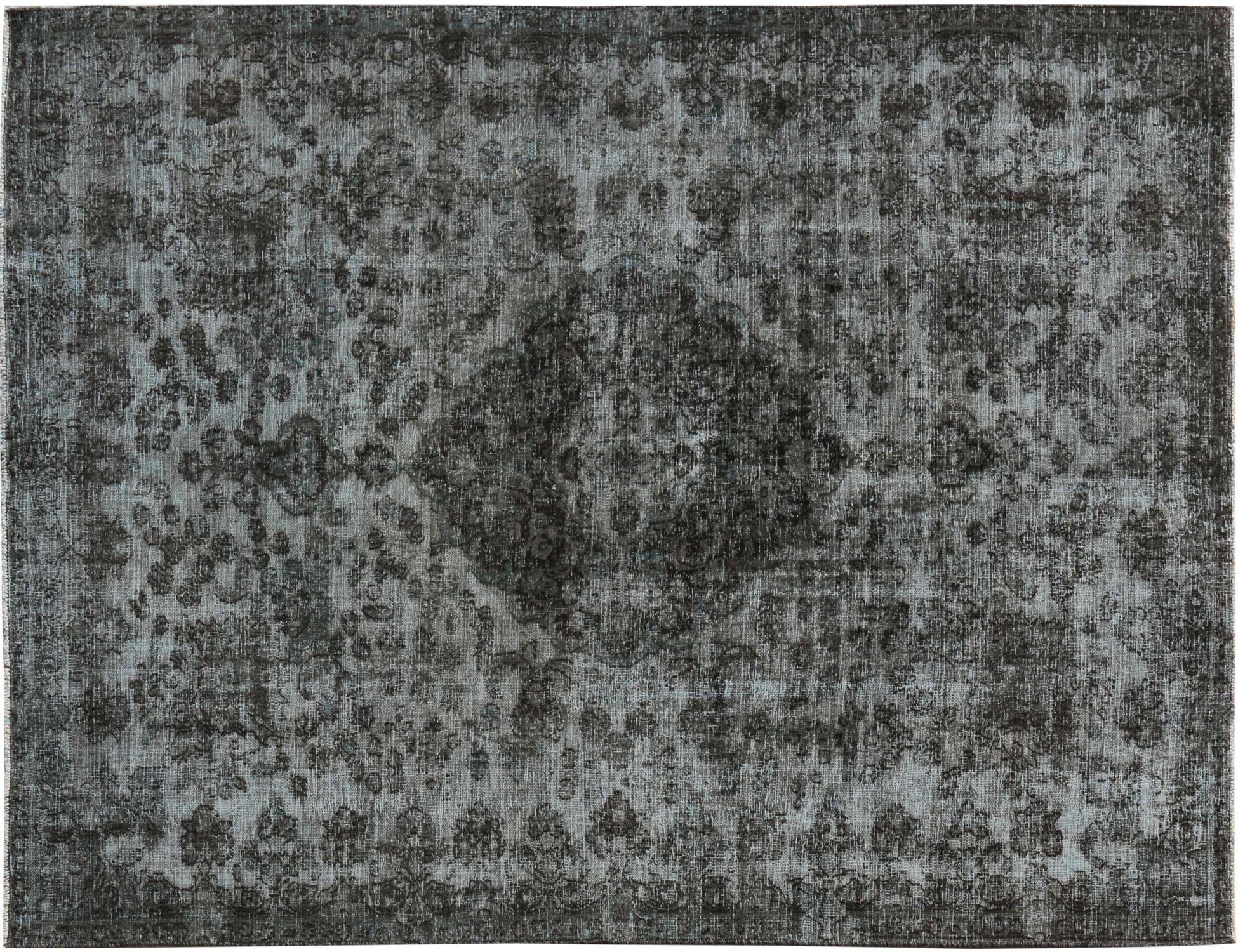 Vintage Perserteppich  schwarz <br/>315 x 215 cm