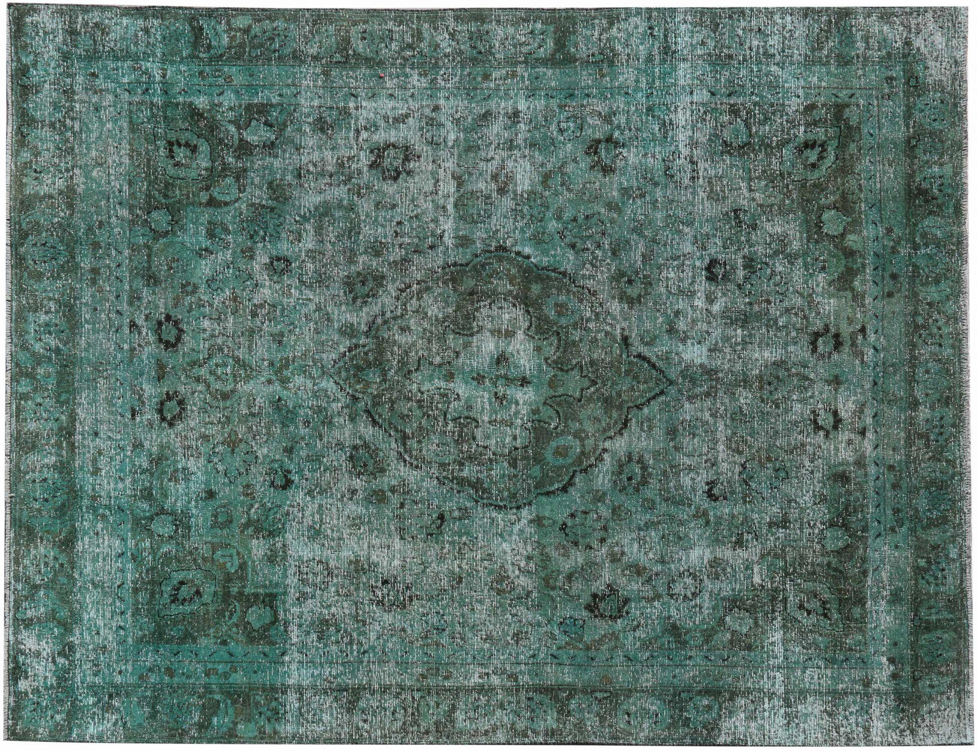 Vintage Perserteppich  grün <br/>318 x 235 cm