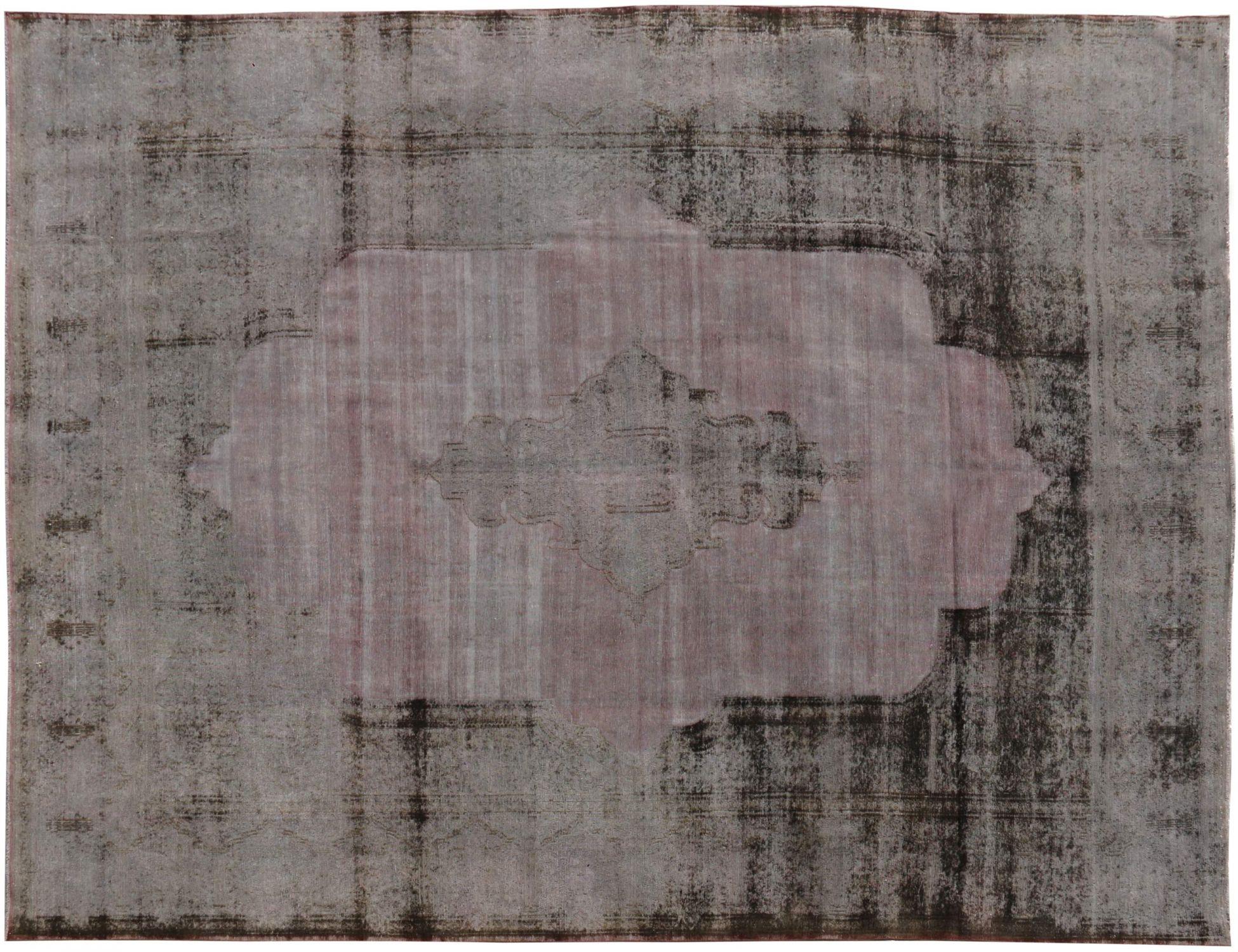 Tappeto Vintage  grigo <br/>594 x 385 cm