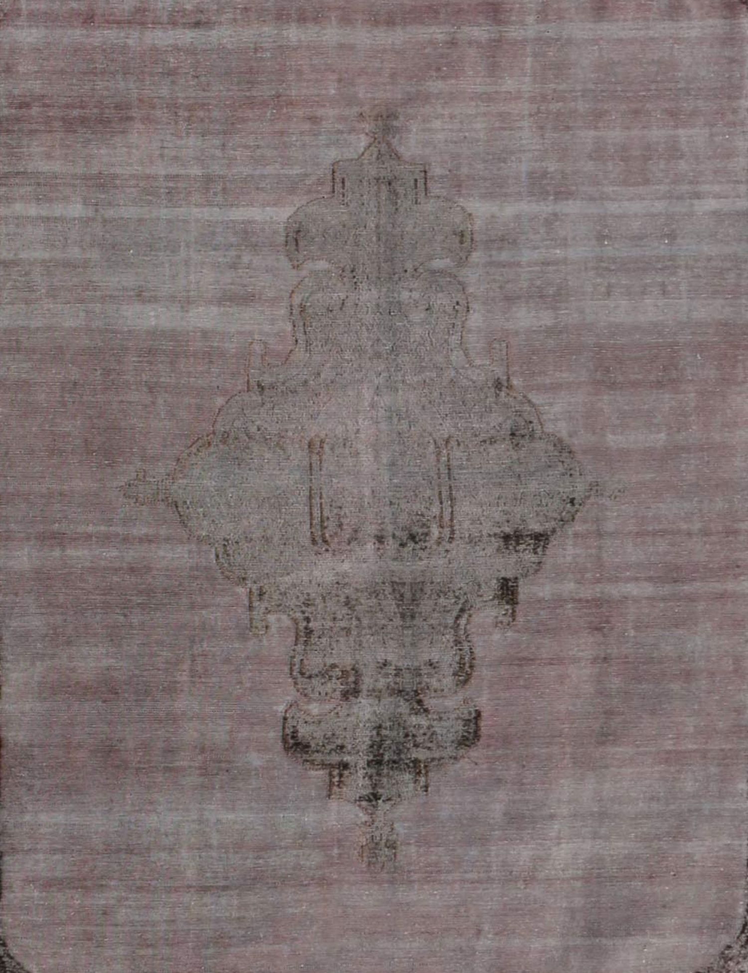 Vintage Perserteppich  grau <br/>594 x 385 cm