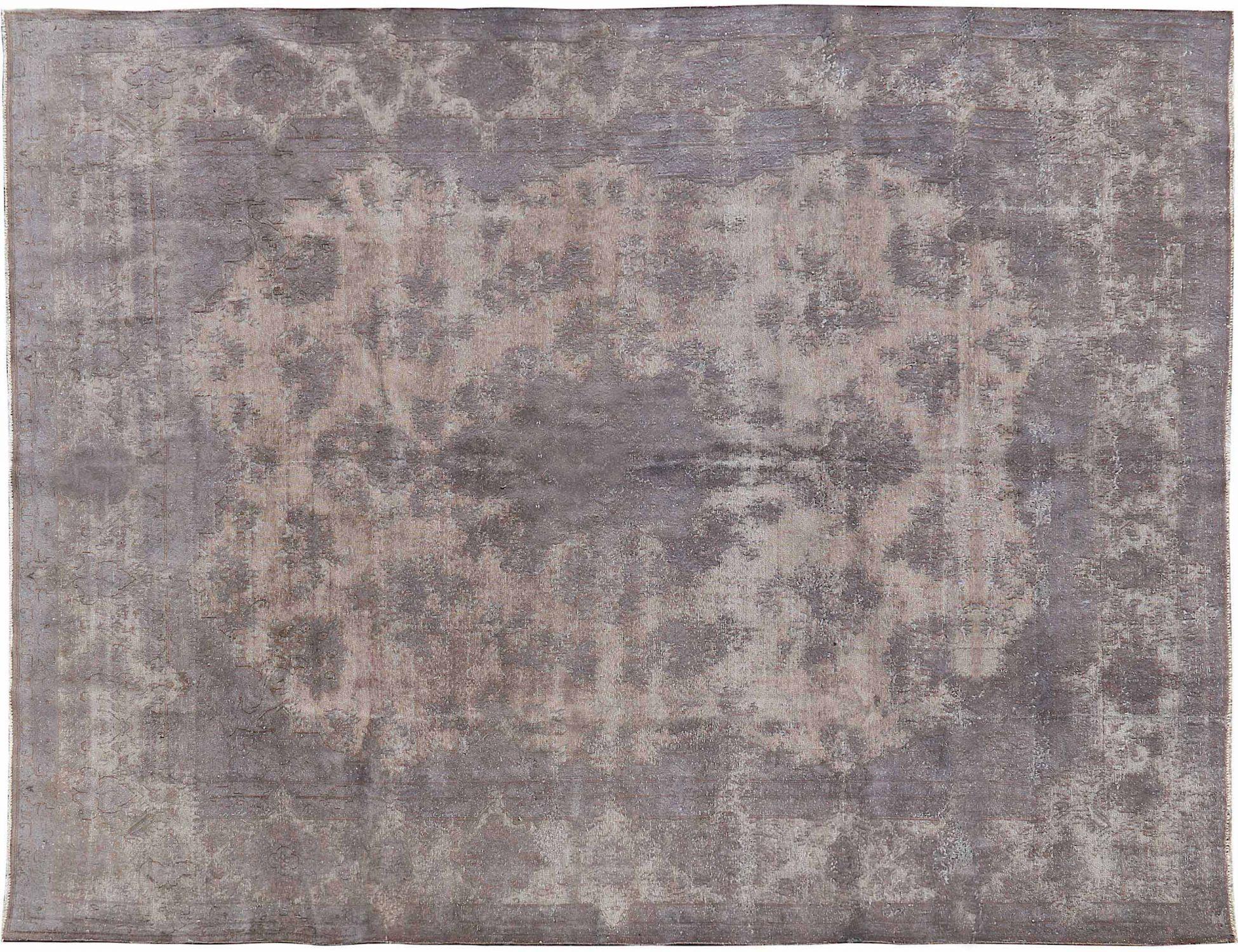 Vintage Perserteppich  grau <br/>378 x 293 cm
