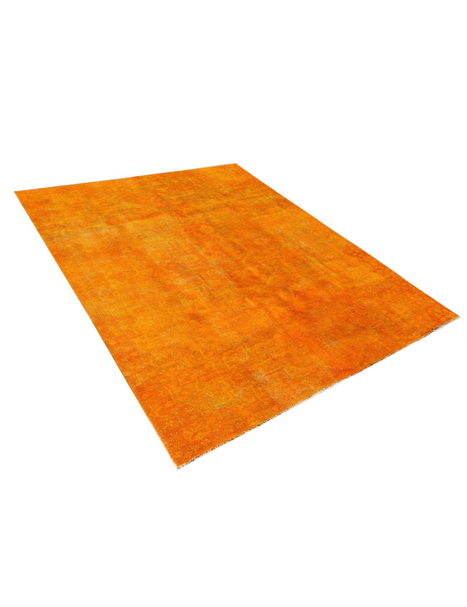 Vintage Perserteppich  orange <br/>287 x 185 cm