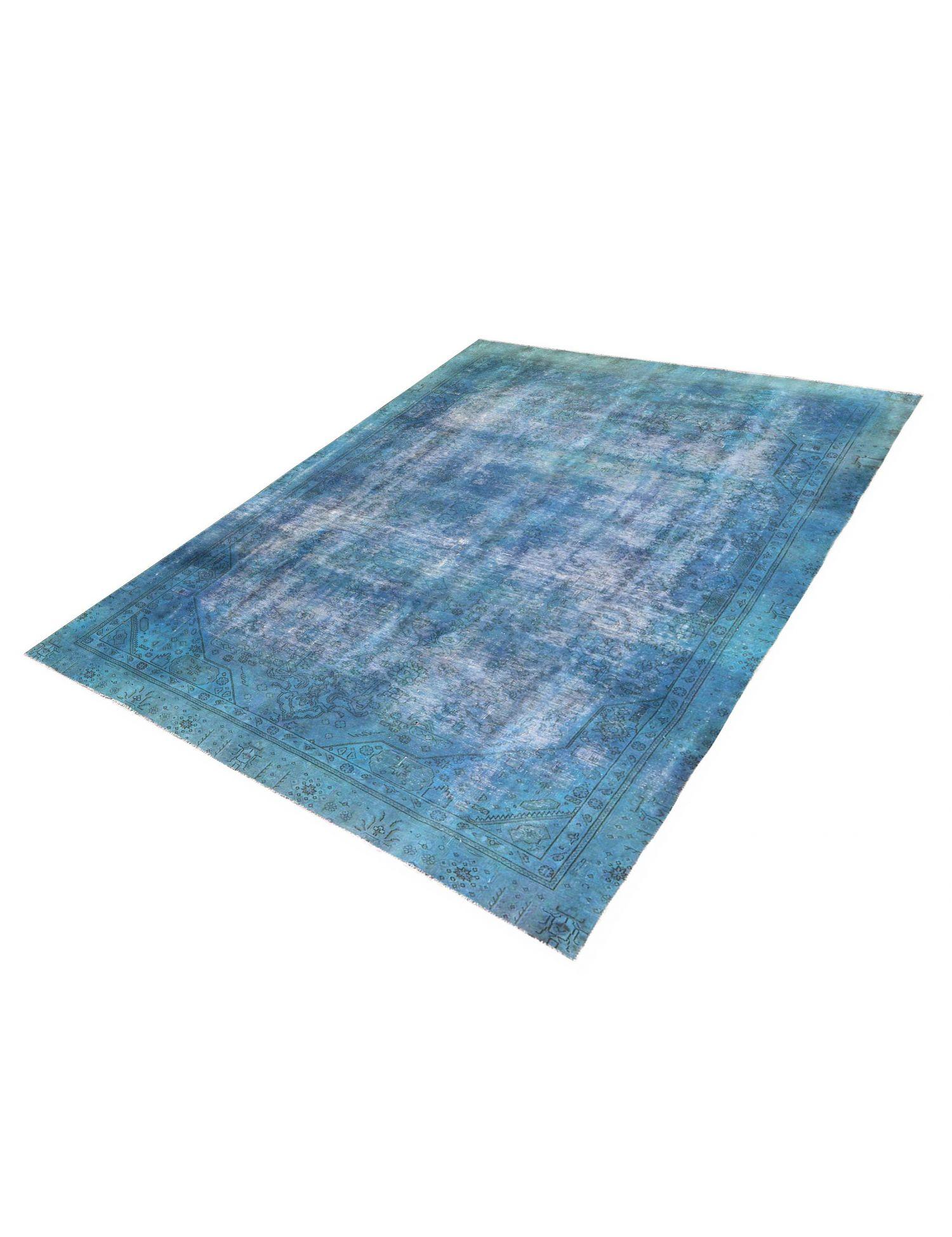 Tappeto Vintage  blu <br/>320 x 210 cm