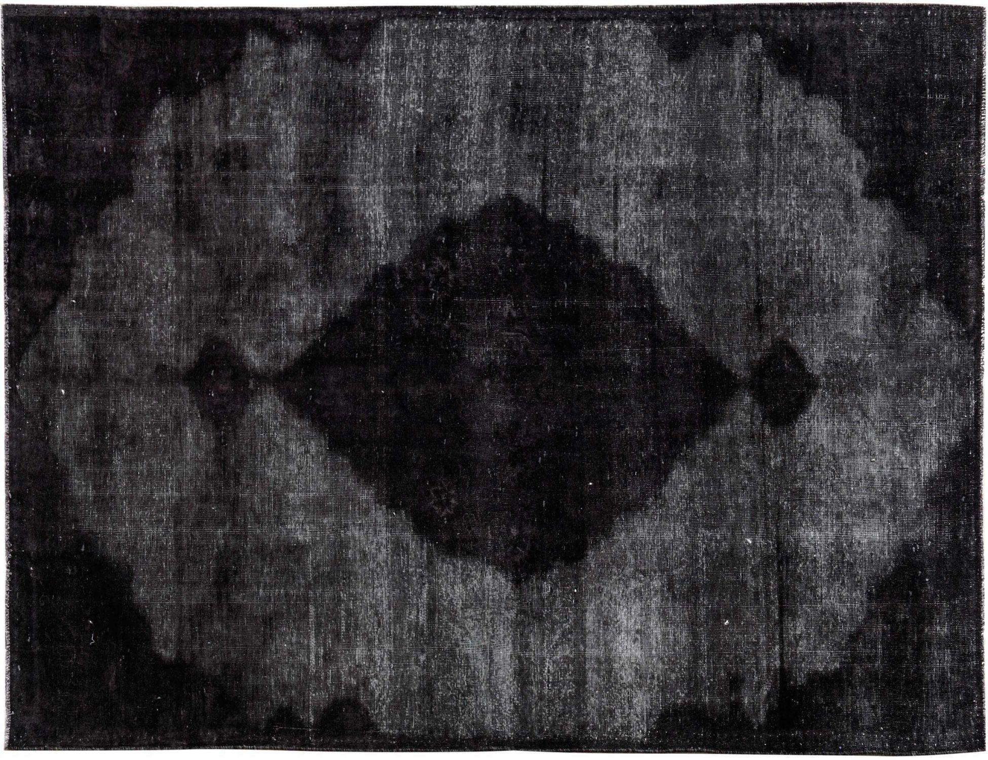 Tappeto Vintage  nero <br/>283 x 160 cm