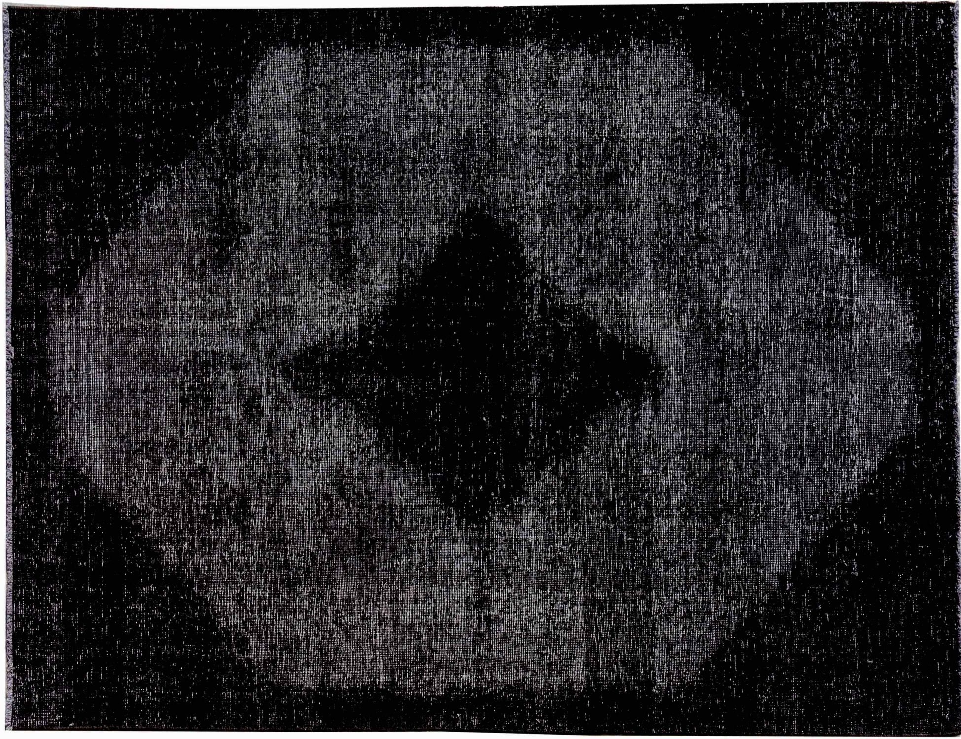Vintage Perserteppich  schwarz <br/>260 x 151 cm