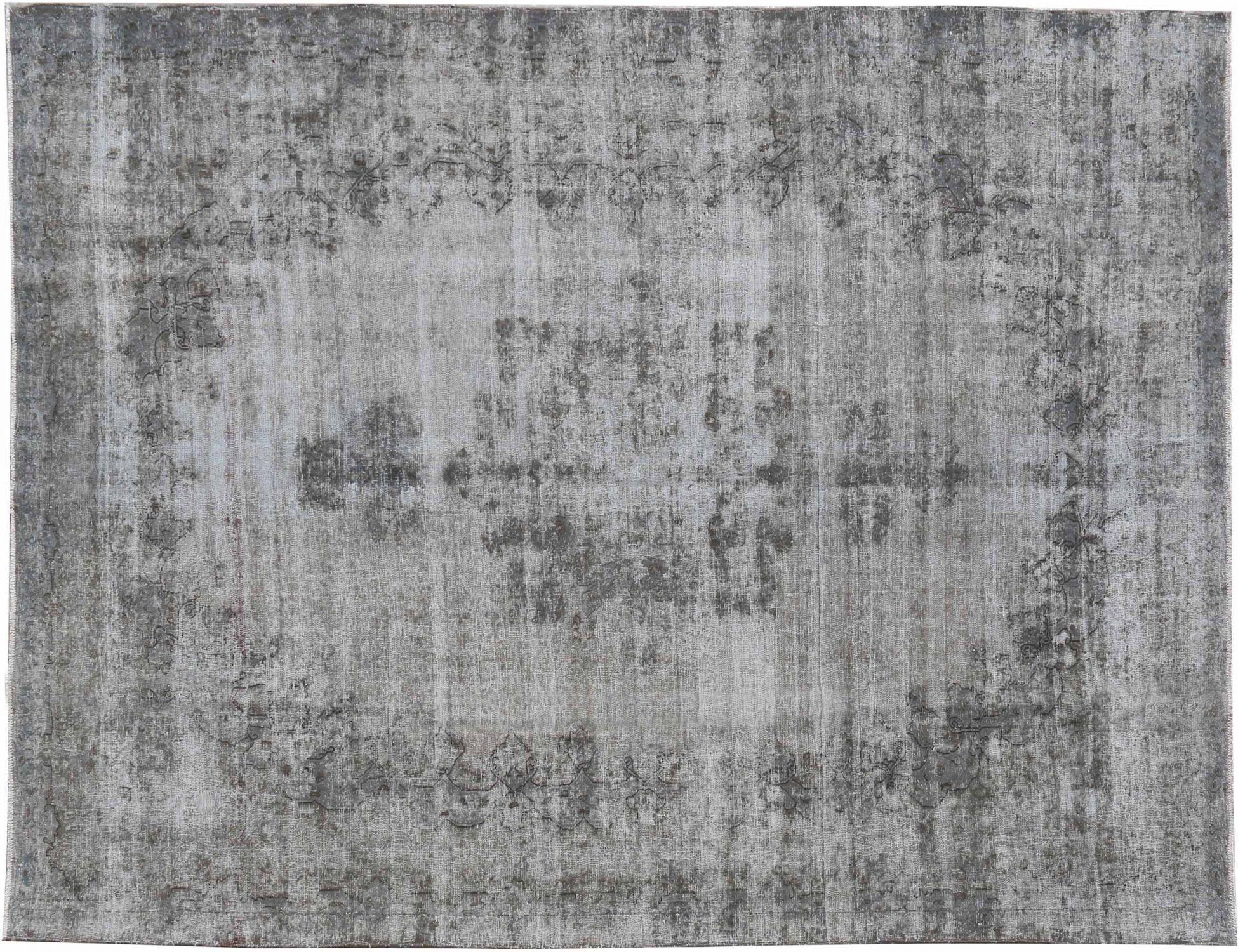 Vintage Perserteppich  schwarz <br/>376 x 240 cm