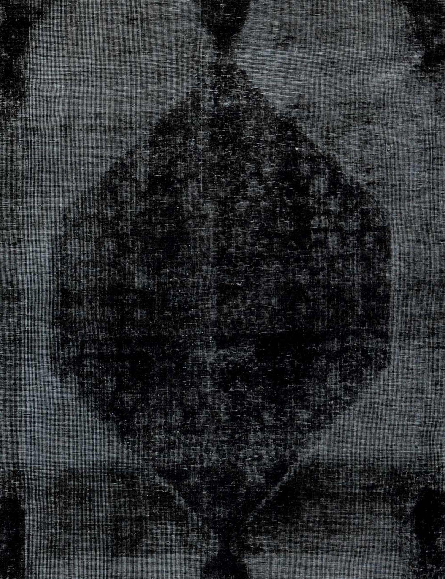 Tappeto Vintage  nero <br/>350 x 246 cm