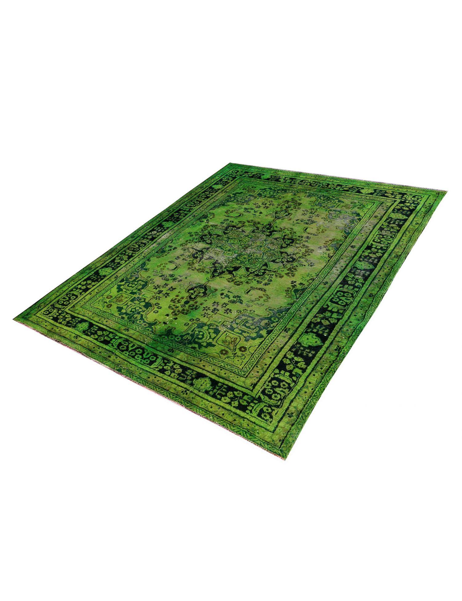 Tappeto Vintage  verde <br/>288 x 194 cm