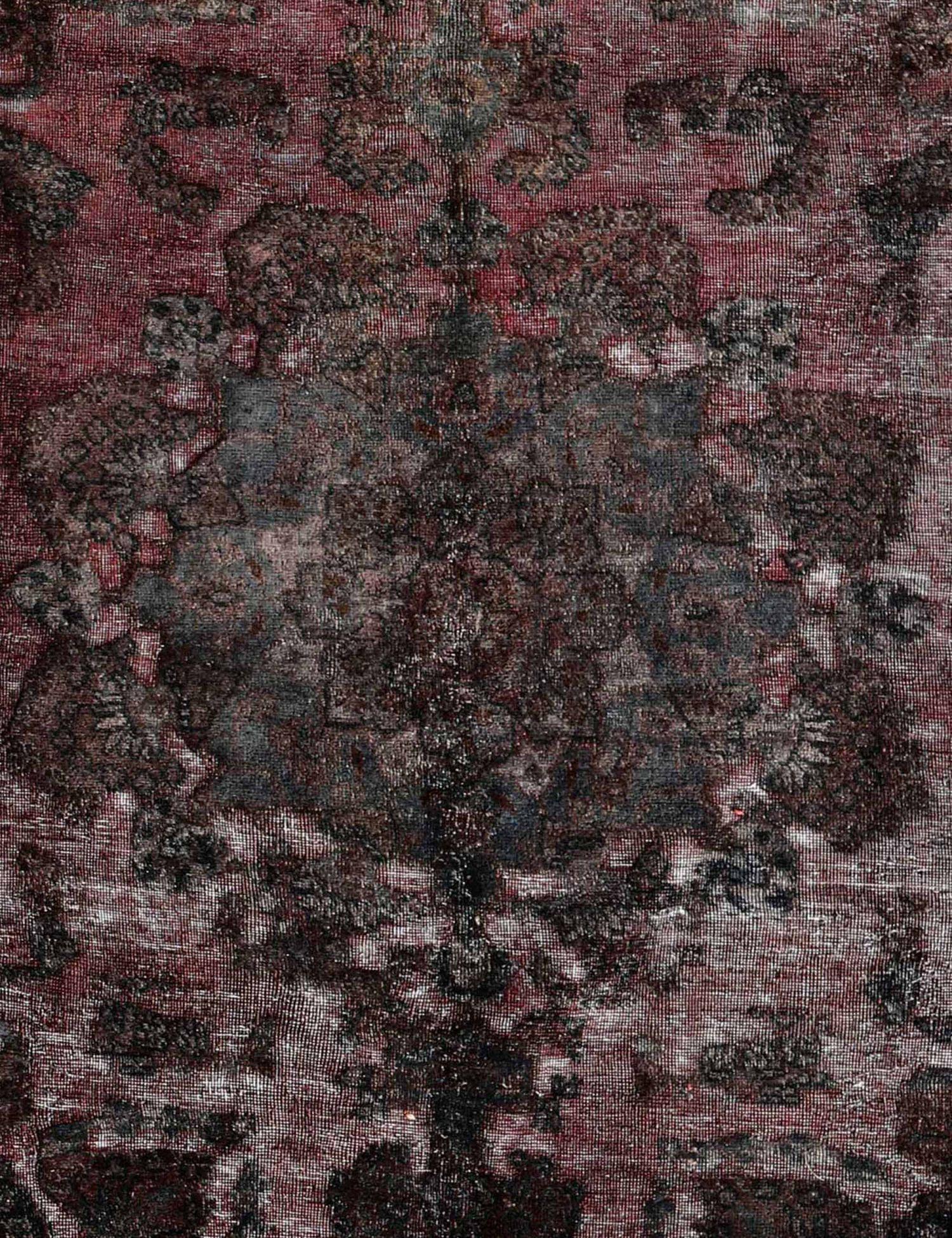 Vintage Perserteppich  schwarz <br/>268 x 176 cm