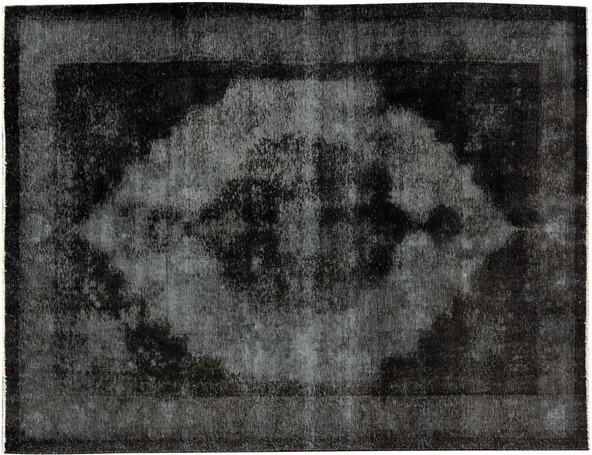 Tappeto Vintage  nero <br/>282 x 187 cm