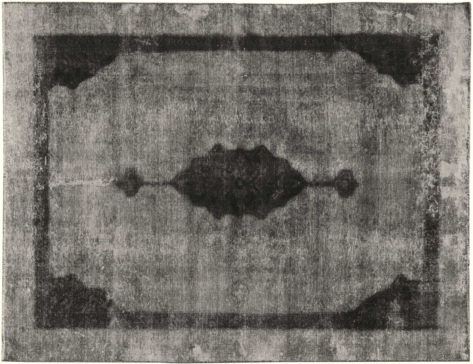 Tappeto Vintage  nero <br/>320 x 202 cm