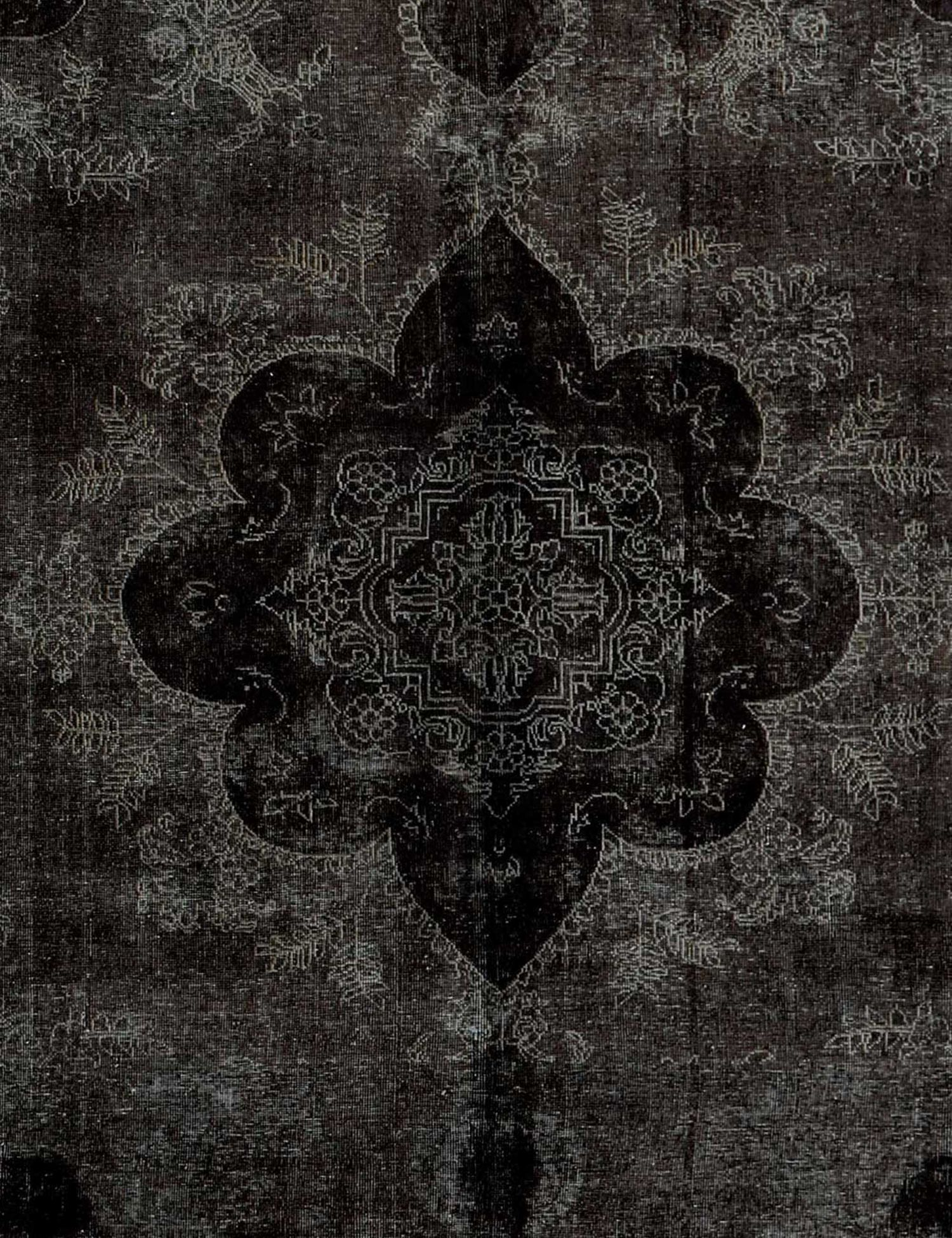 Tappeto Vintage  nero <br/>399 x 292 cm