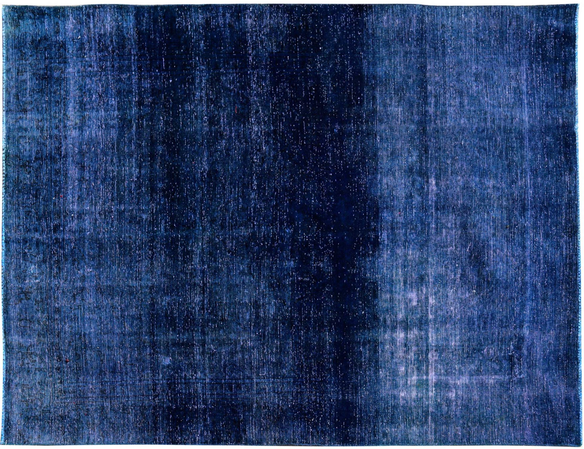 Tappeto Vintage  blu <br/>273 x 173 cm