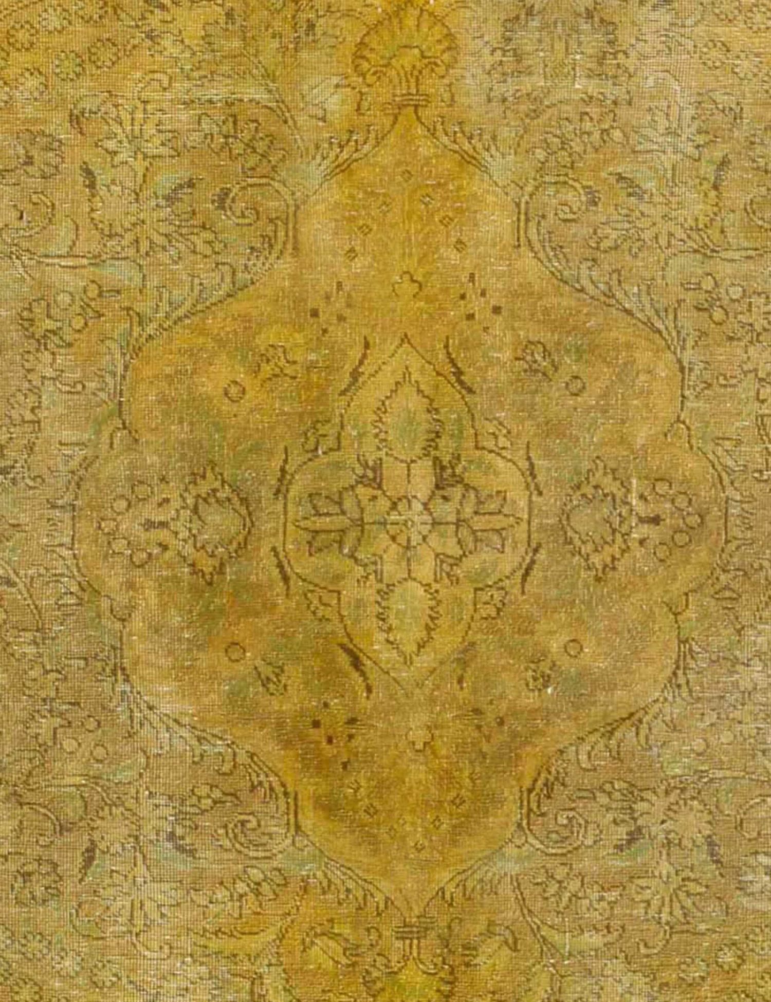 Tappeto Vintage  giallo <br/>267 x 190 cm