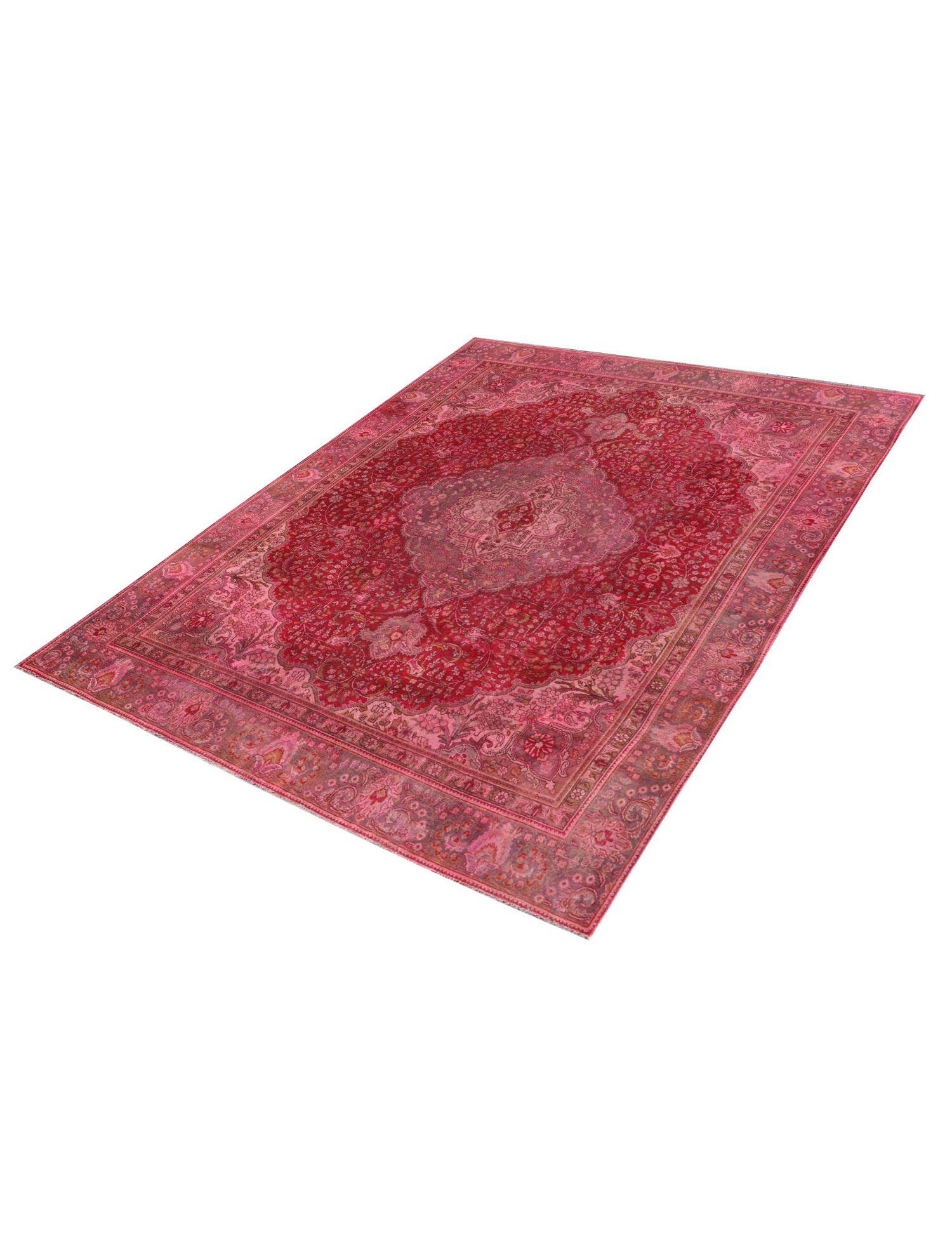 Vintage Perserteppich  rot <br/>364 x 277 cm