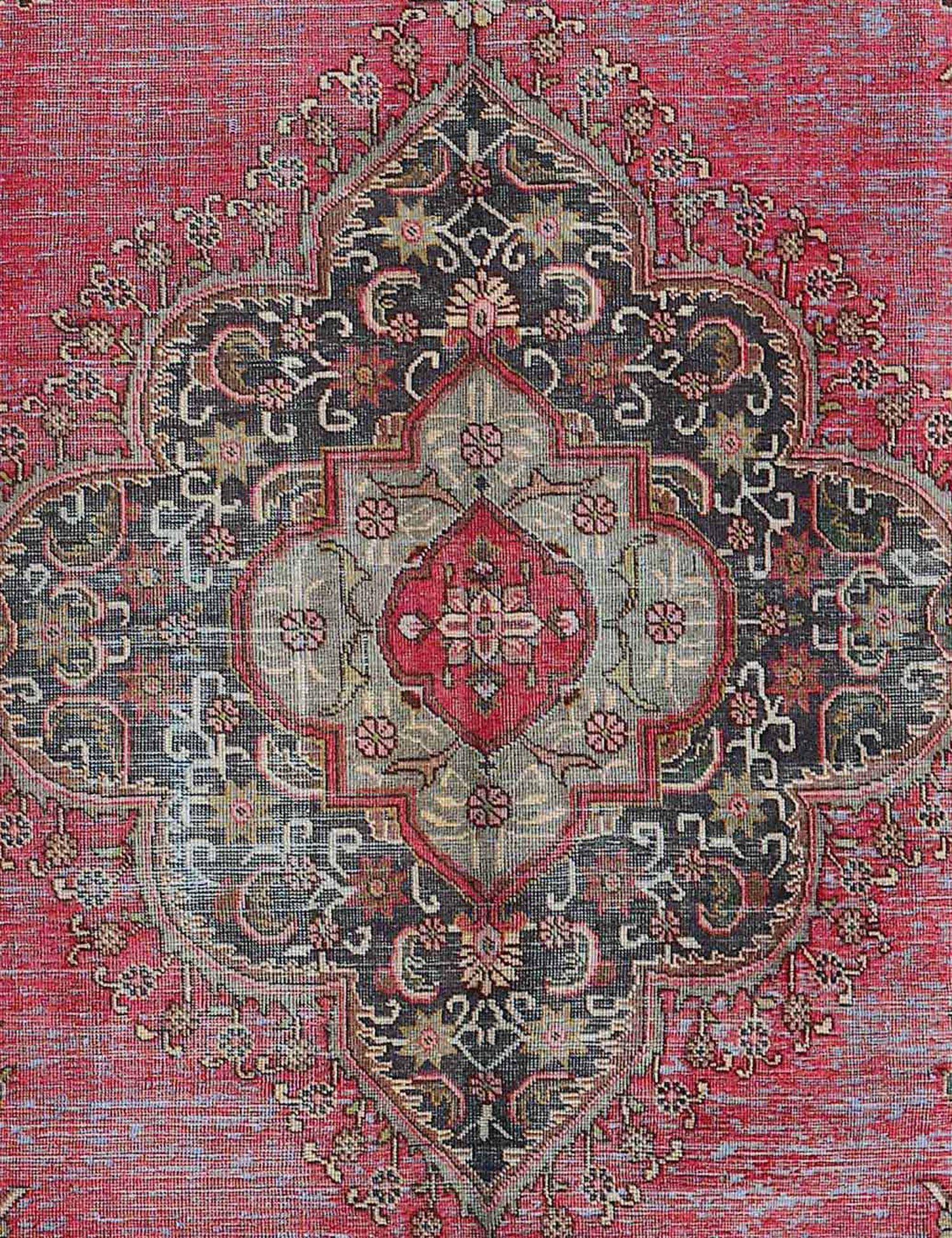 Retro Perserteppich  lila <br/>329 x 229 cm