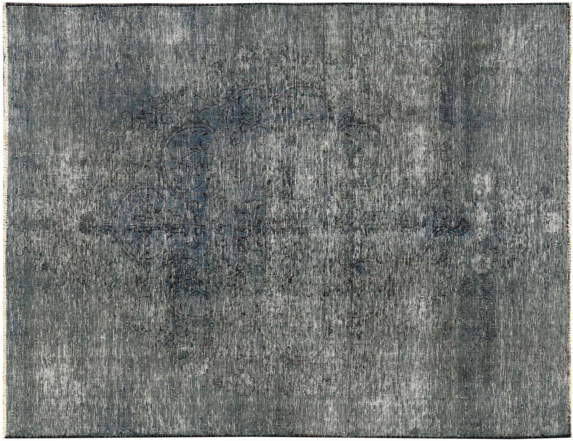 Tappeto Vintage  blu <br/>214 x 137 cm