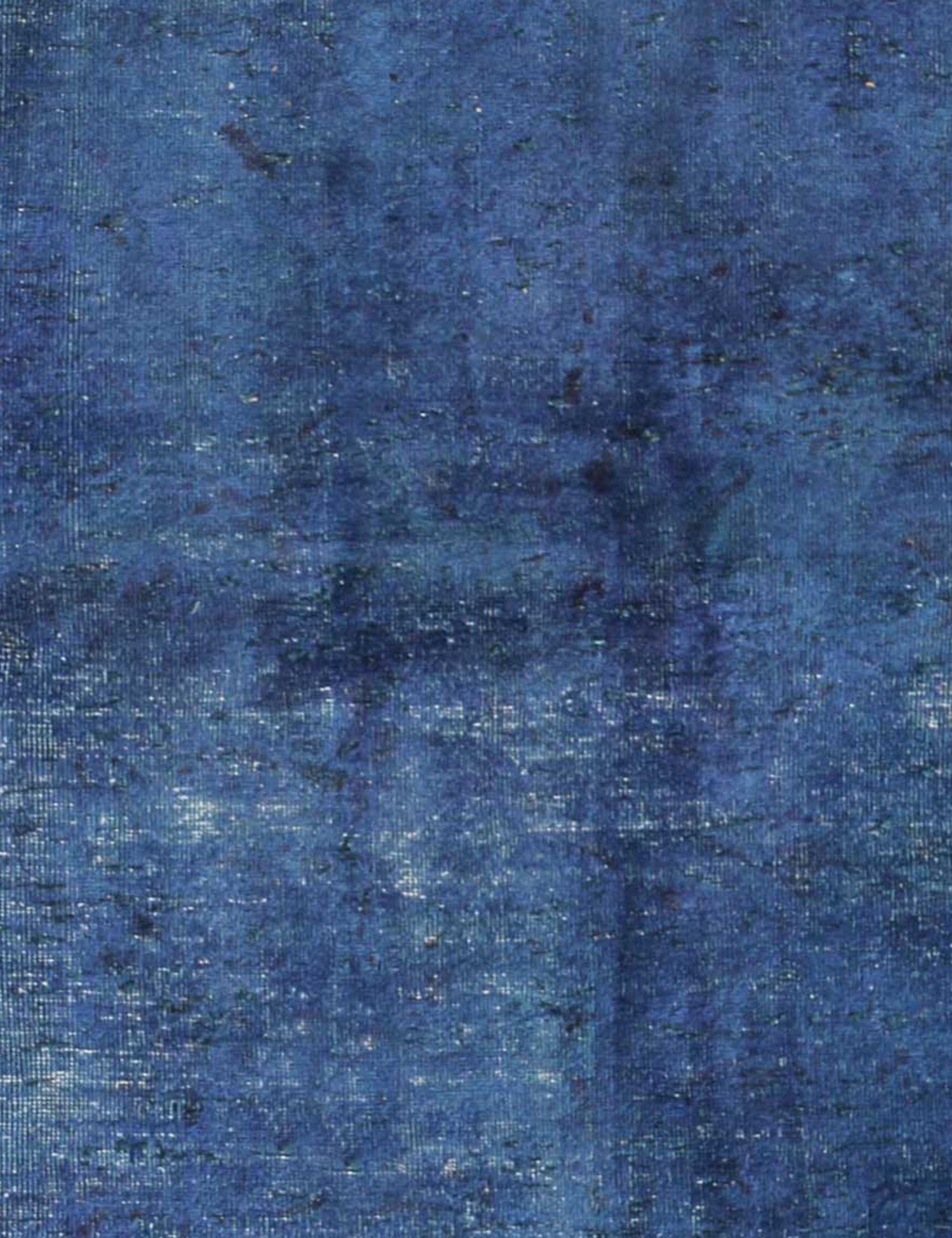 Vintage Perserteppich  blau <br/>206 x 140 cm