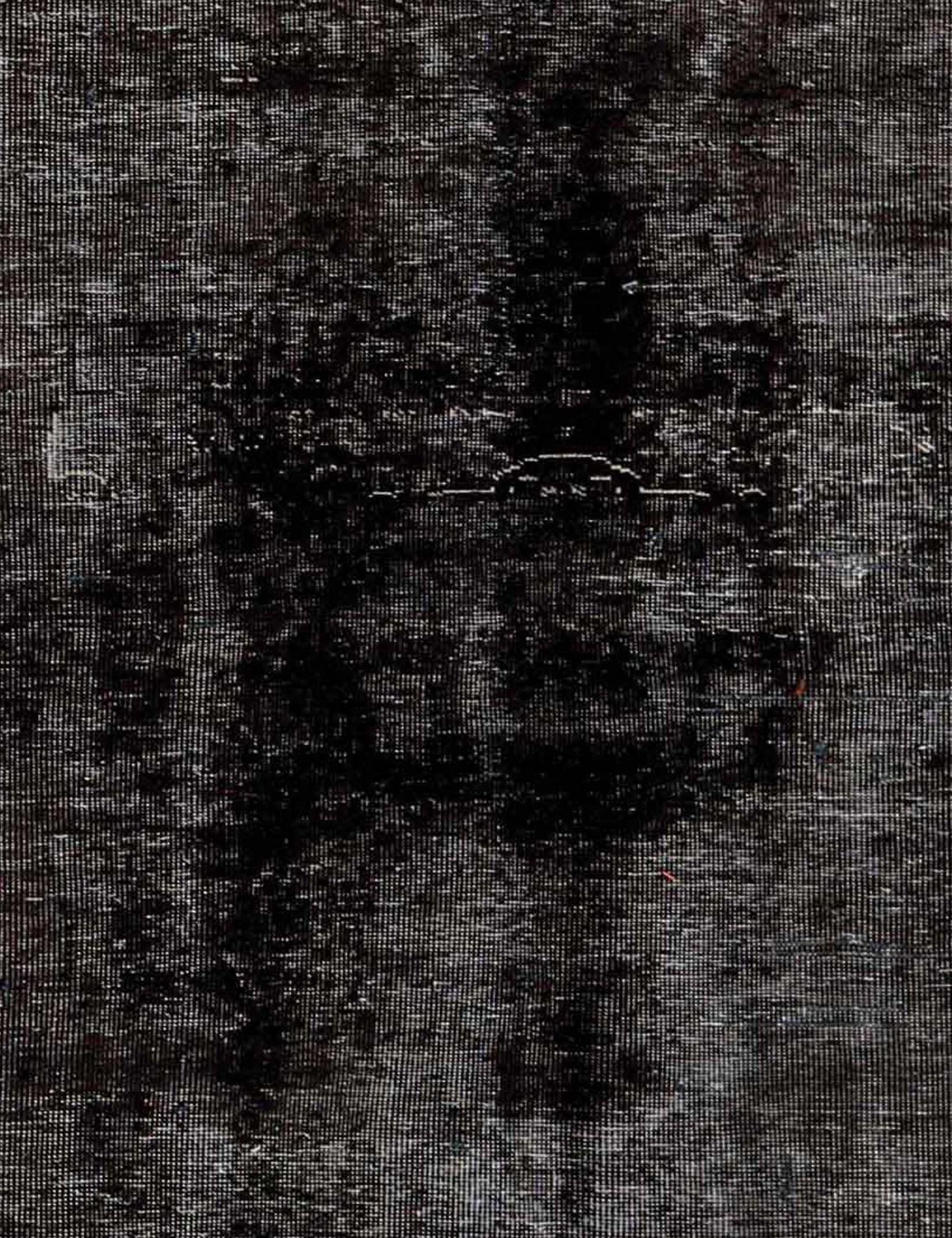 Vintage Perserteppich  schwarz <br/>288 x 200 cm