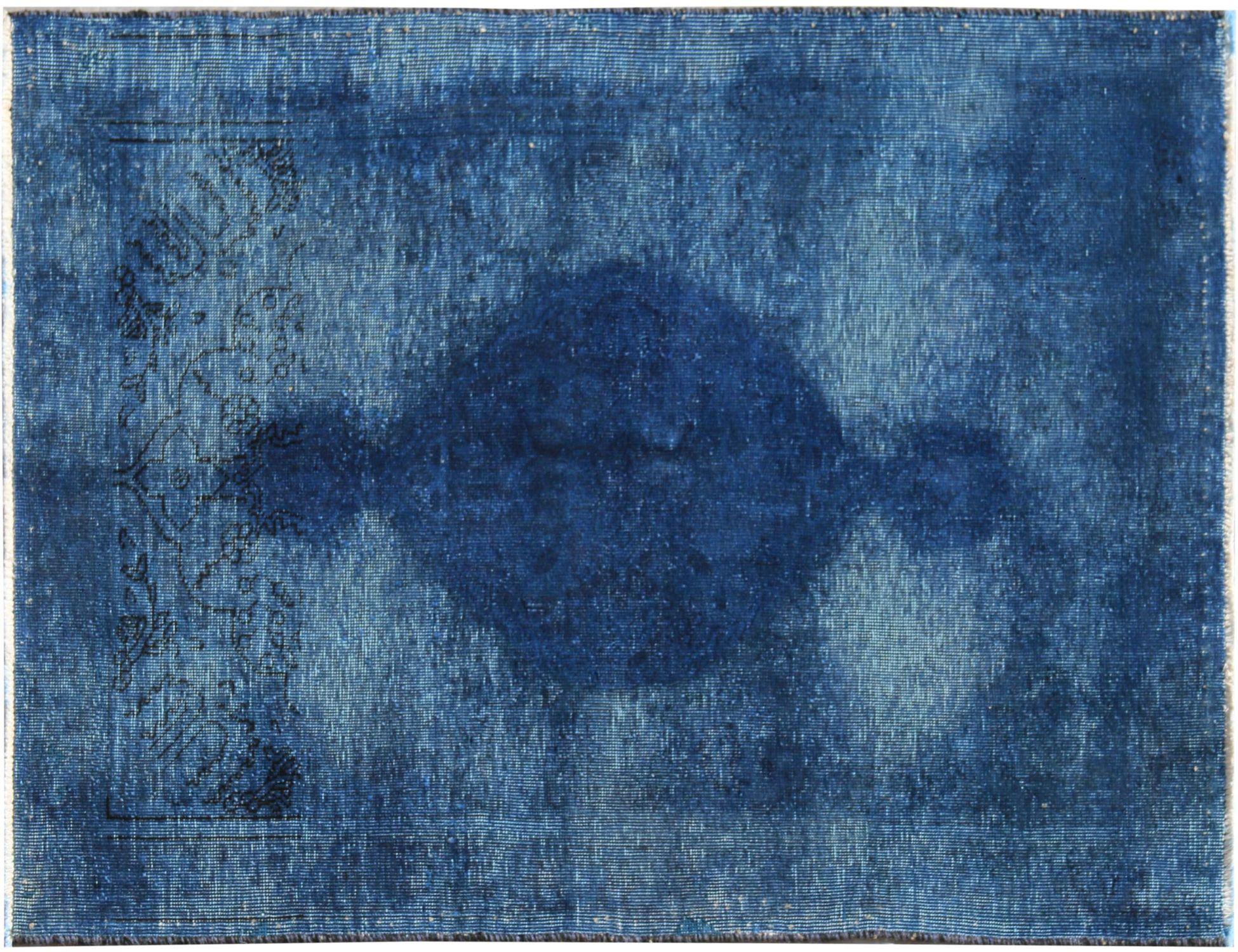 Vintage Perserteppich  blau <br/>140 x 96 cm