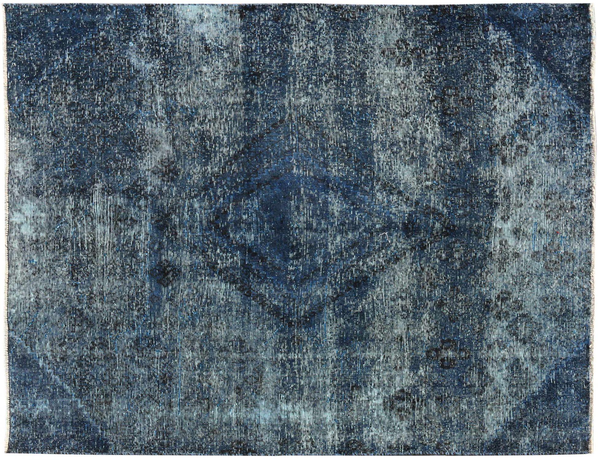 Vintage Perserteppich  blau <br/>207 x 168 cm