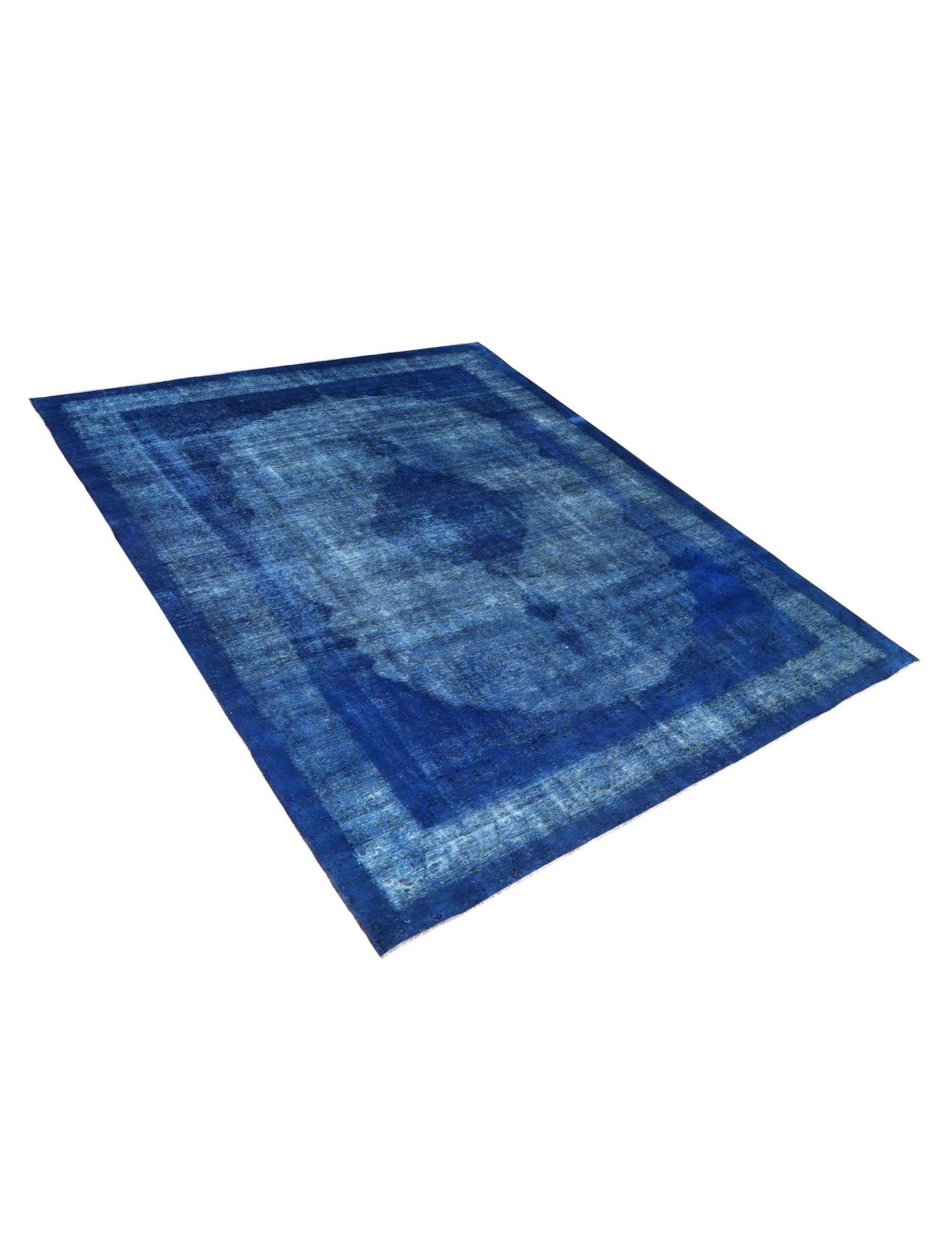 Tappeto Vintage  blu <br/>450 x 296 cm
