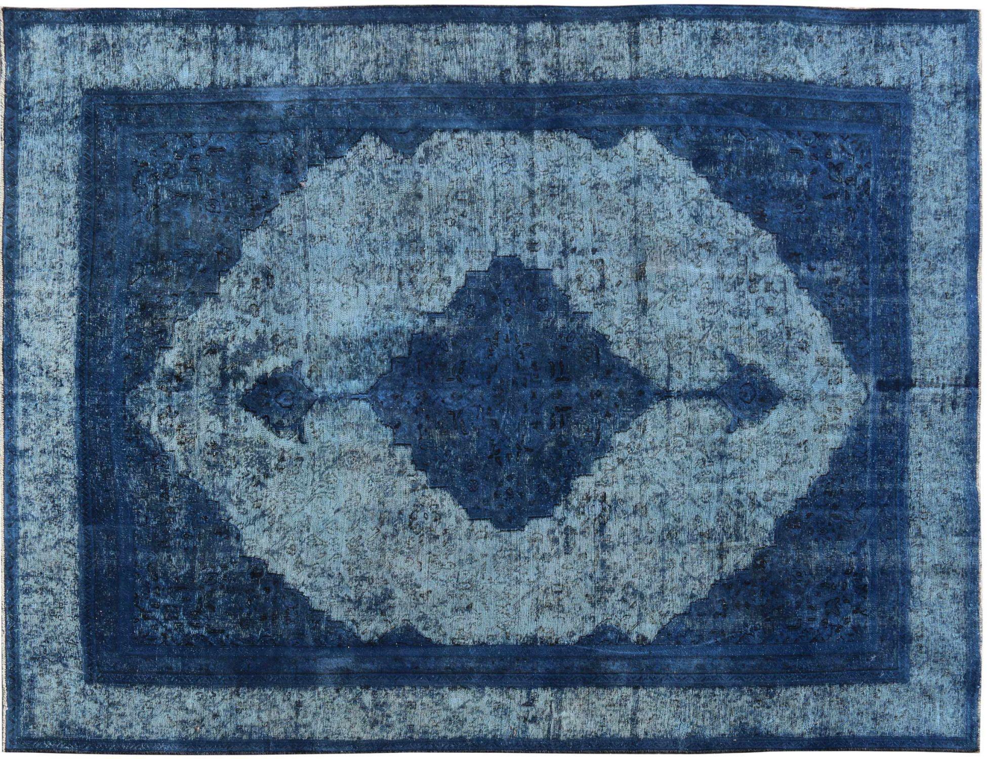 Vintage Perserteppich  blau <br/>370 x 270 cm