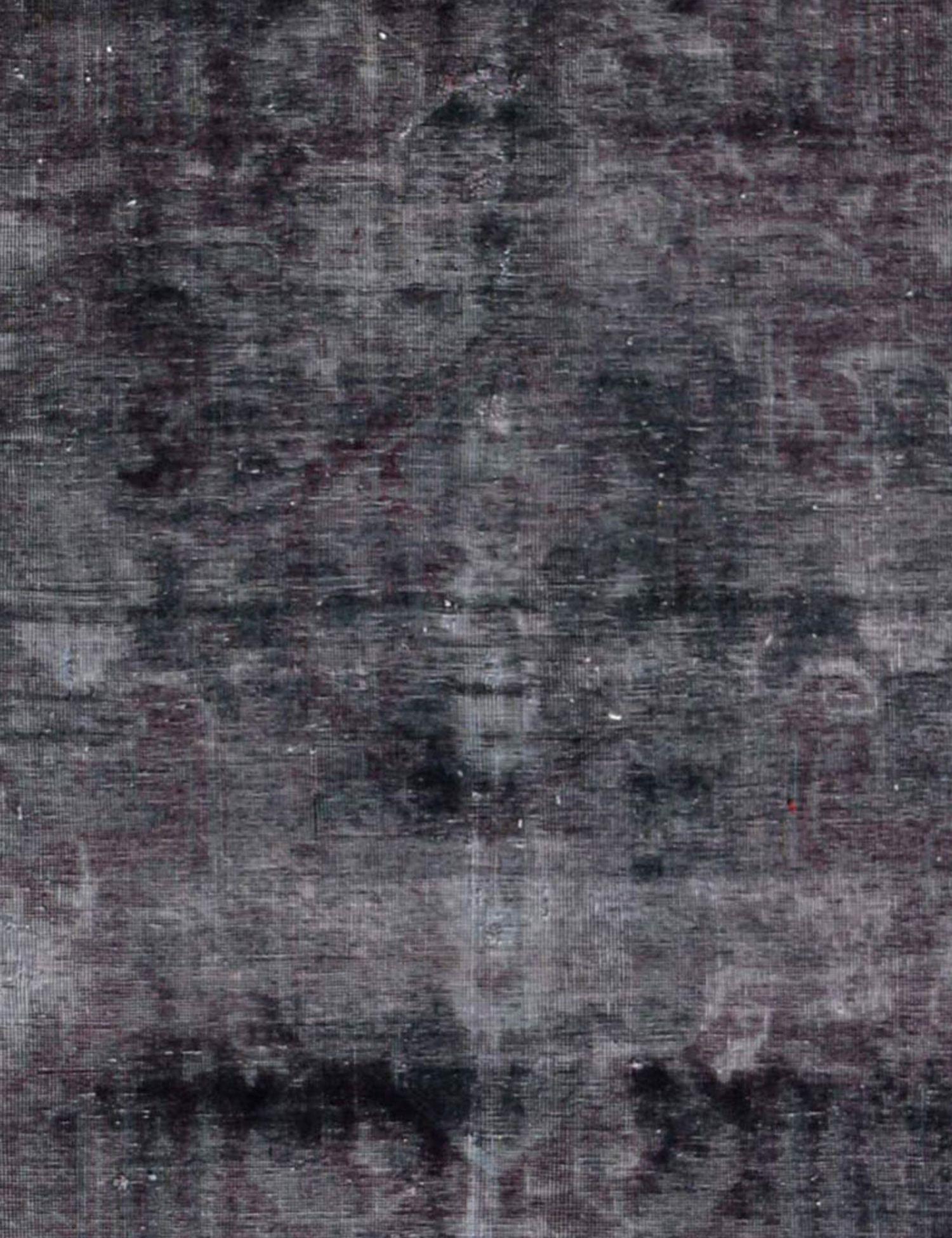 Vintage Perserteppich  schwarz <br/>265 x 230 cm