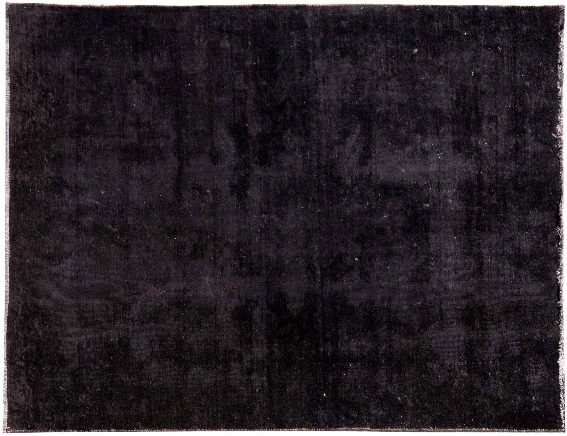 Vintage Perserteppich  schwarz <br/>253 x 162 cm
