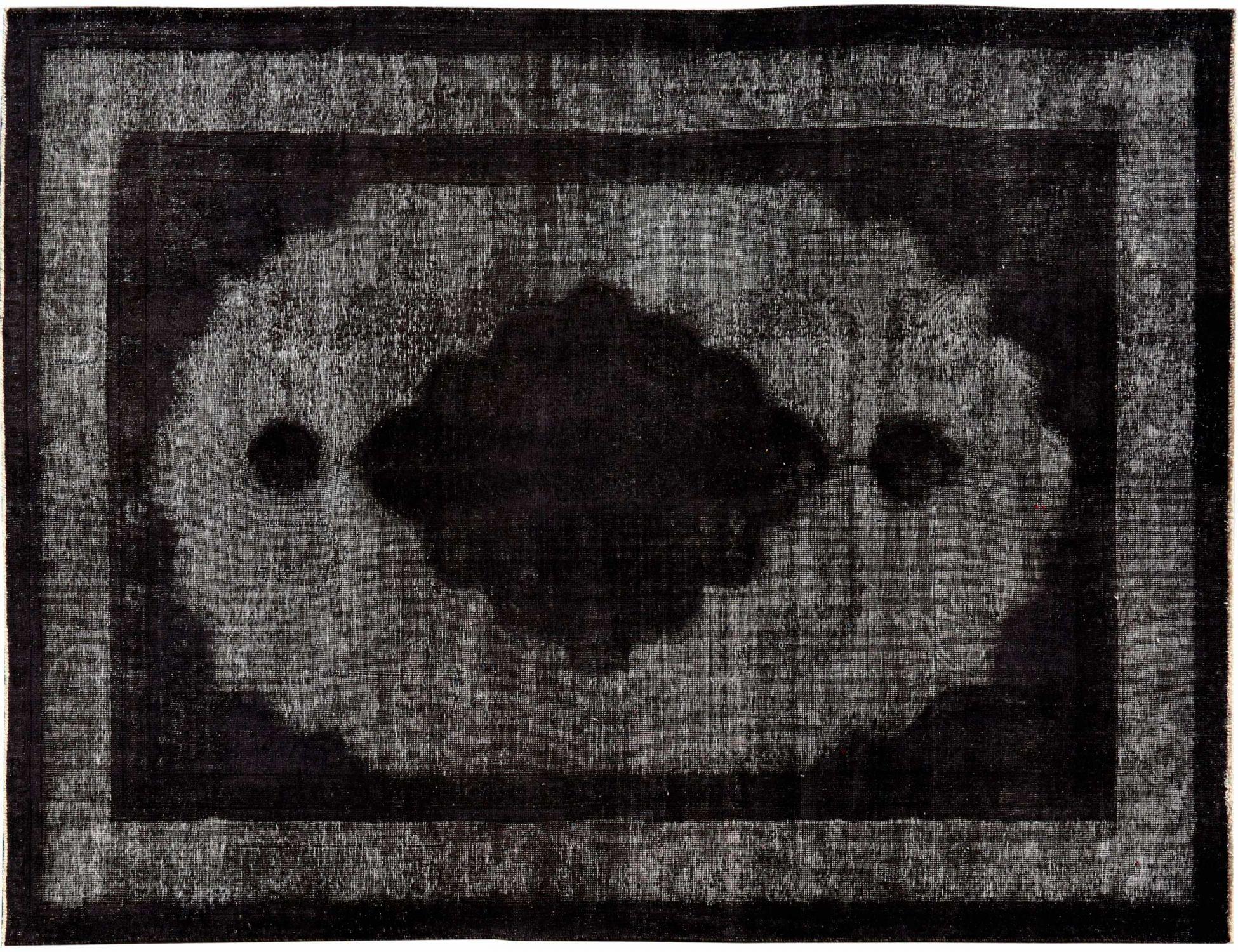 Tappeto Vintage  nero <br/>298 x 200 cm