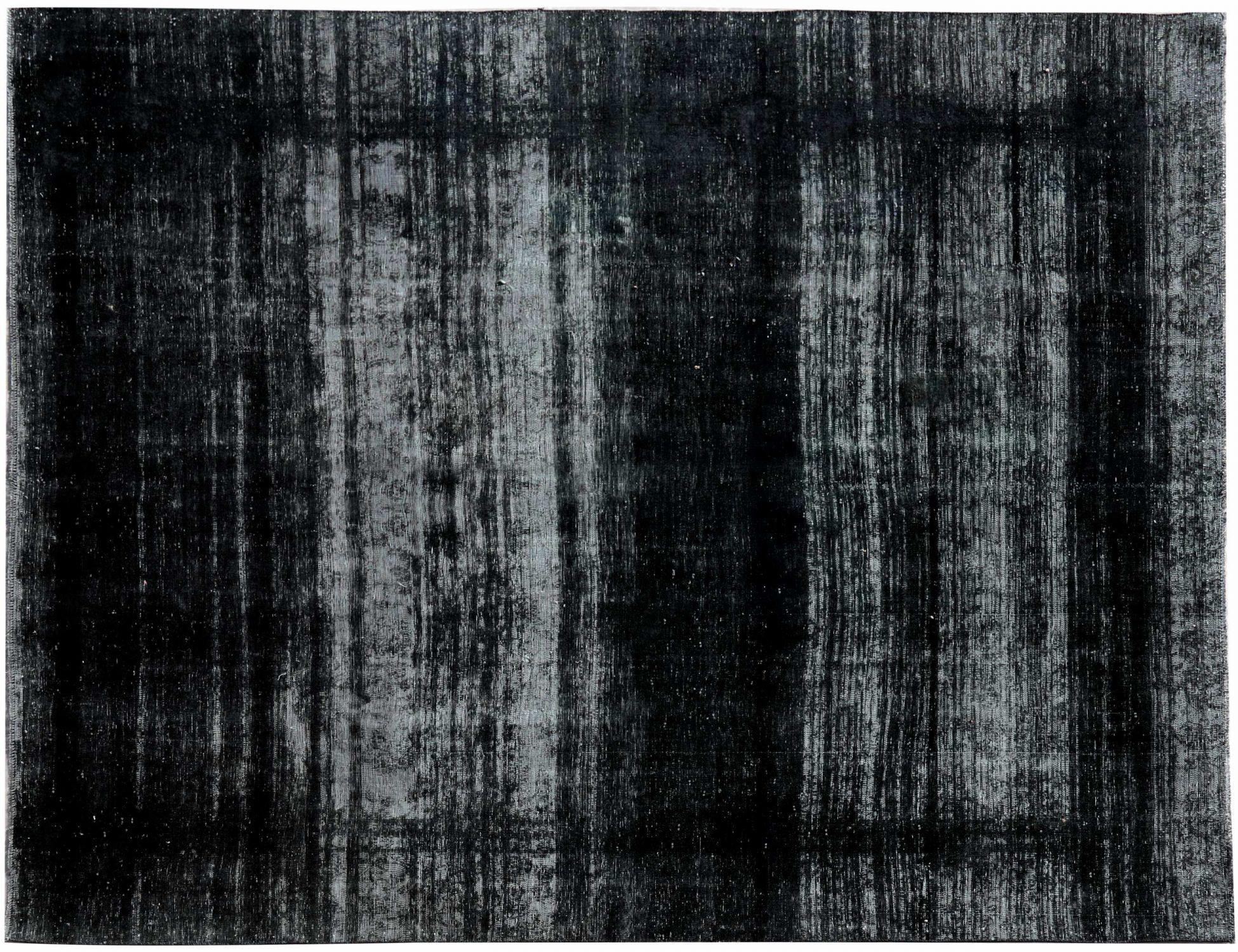 Tappeto Vintage  nero <br/>283 x 233 cm