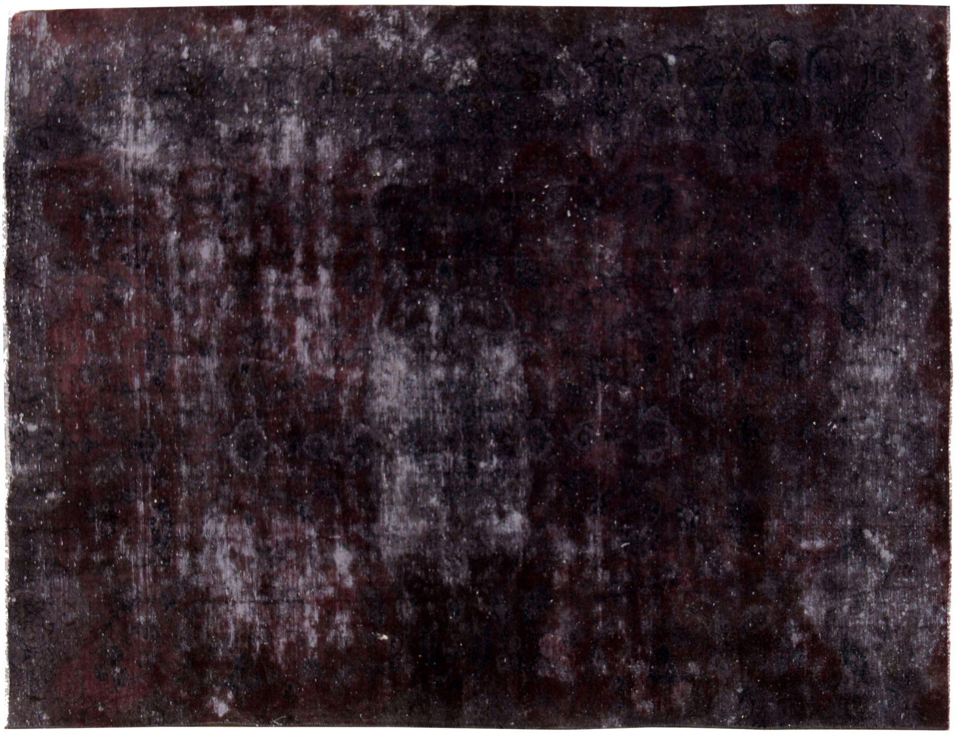 Vintage Perserteppich  schwarz <br/>323 x 214 cm