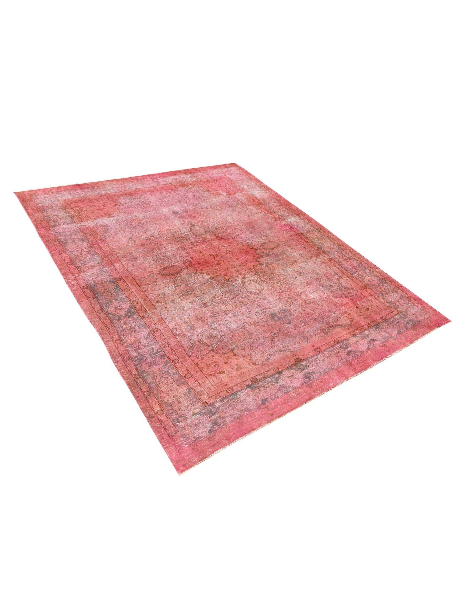 Tappeto Vintage  rosa <br/>310 x 207 cm