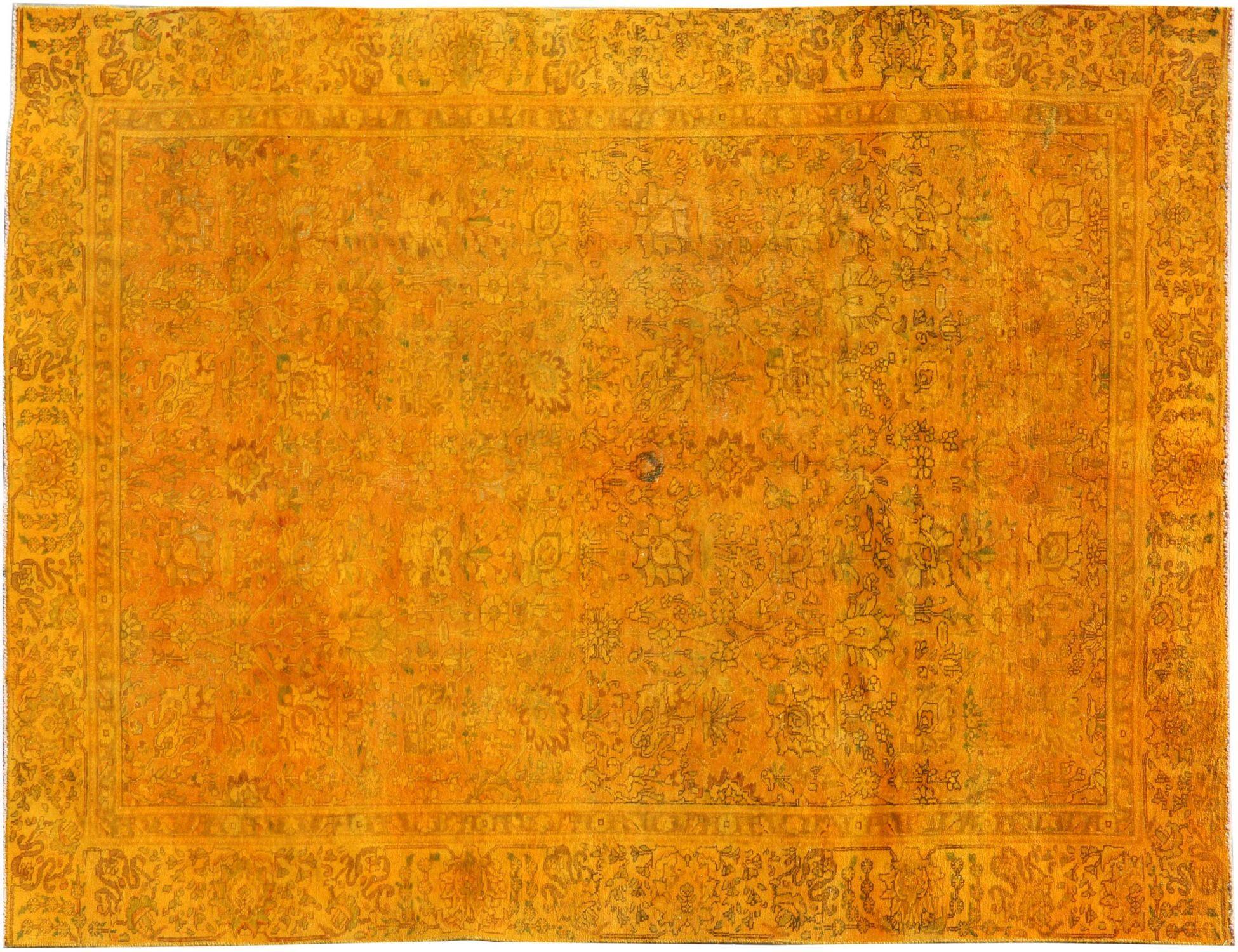 Vintage Perserteppich  orange <br/>326 x 217 cm