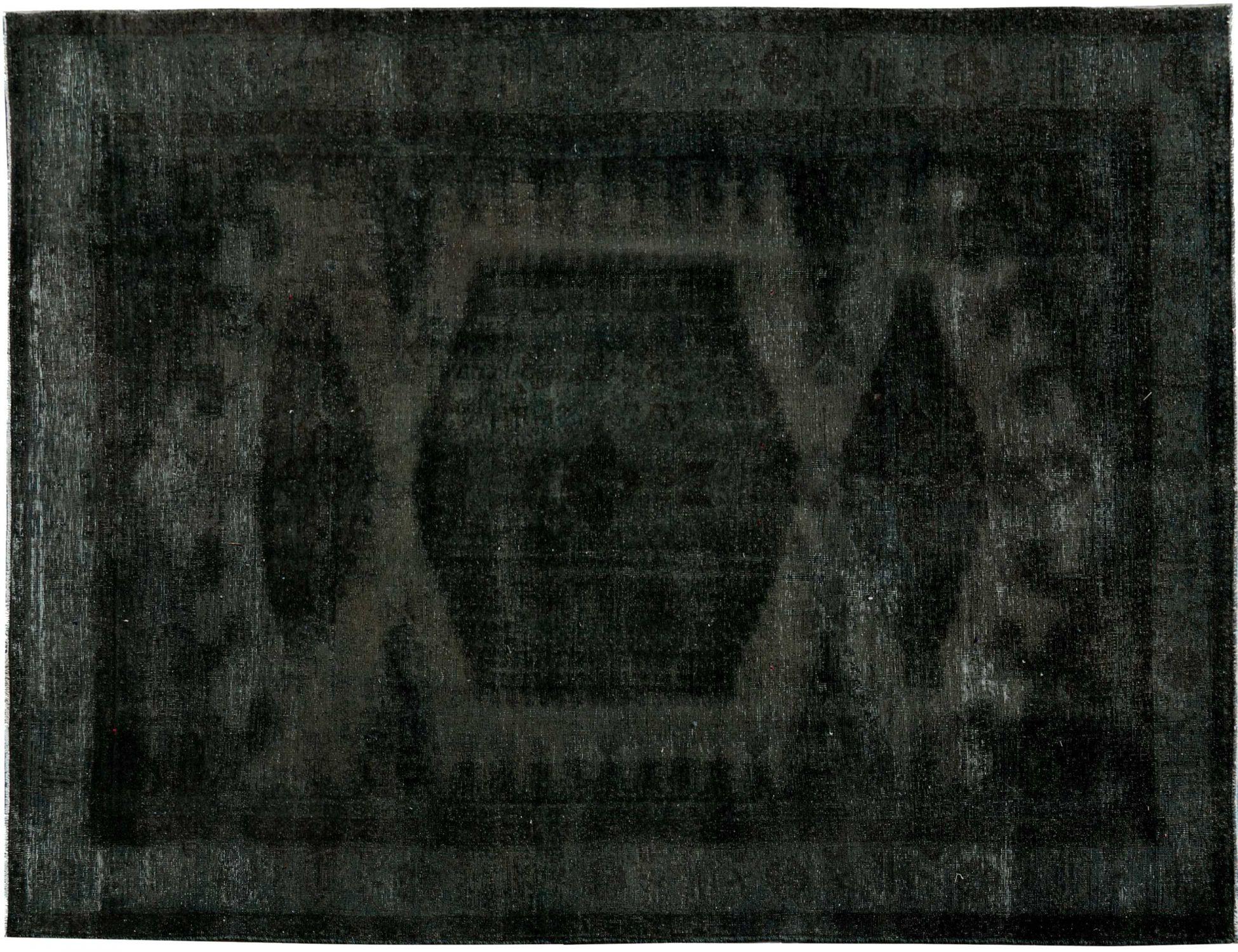 Tappeto Vintage  nero <br/>370 x 219 cm