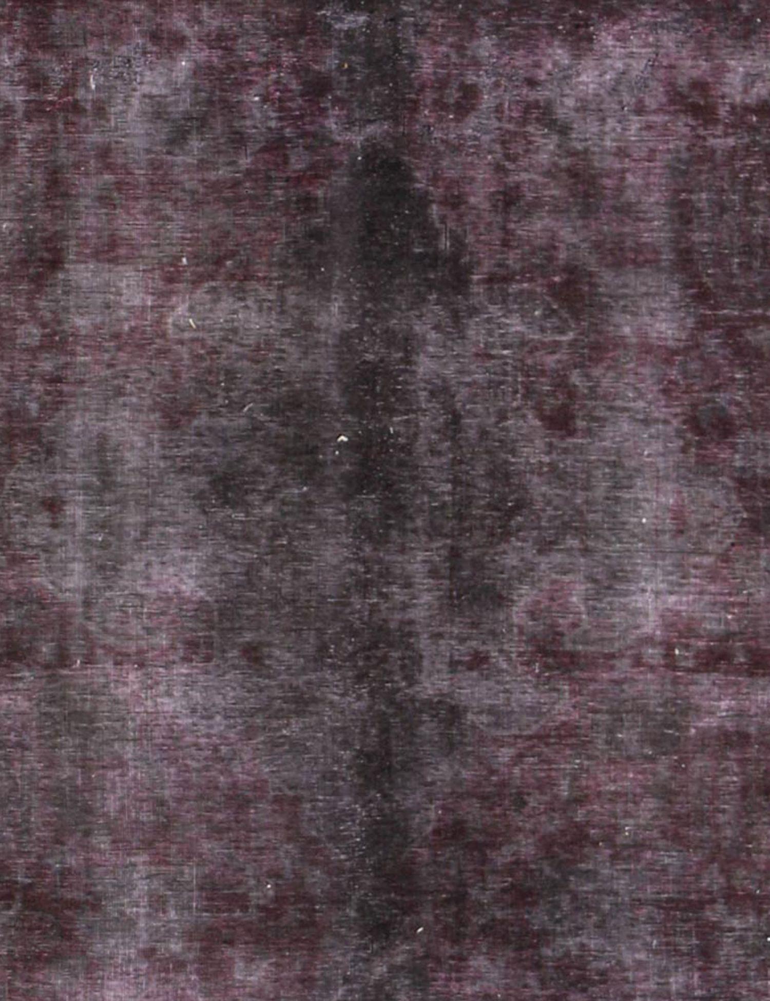 Vintage Perserteppich  schwarz <br/>366 x 277 cm