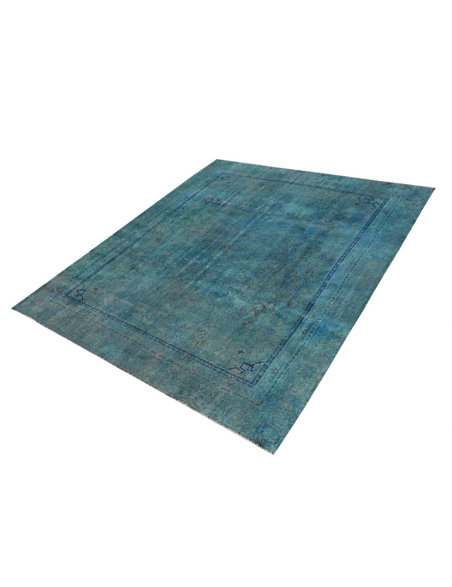 Tappeto Vintage  blu <br/>350 x 257 cm