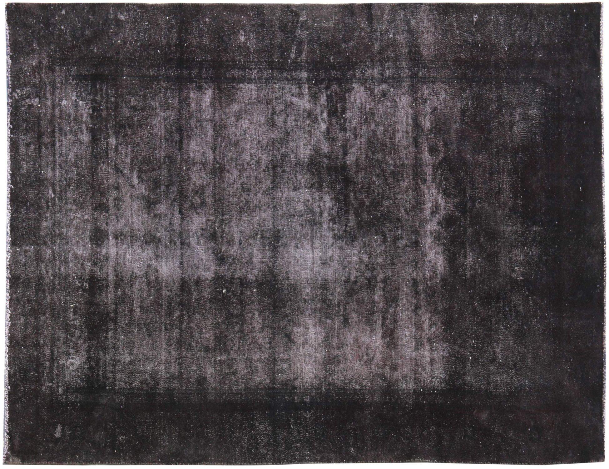 Vintage Perserteppich  schwarz <br/>280 x 178 cm