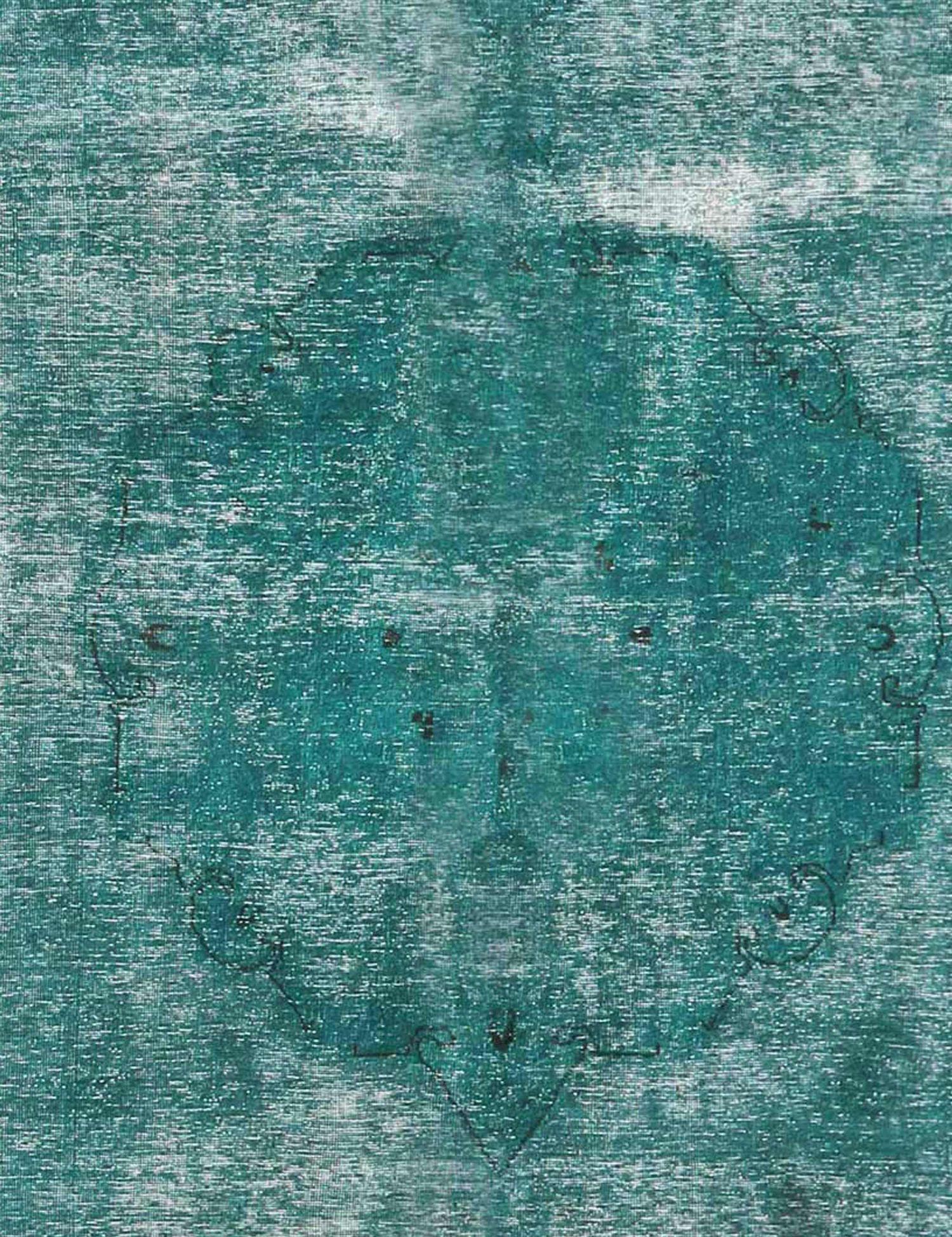 Tappeto Vintage  verde <br/>385 x 287 cm