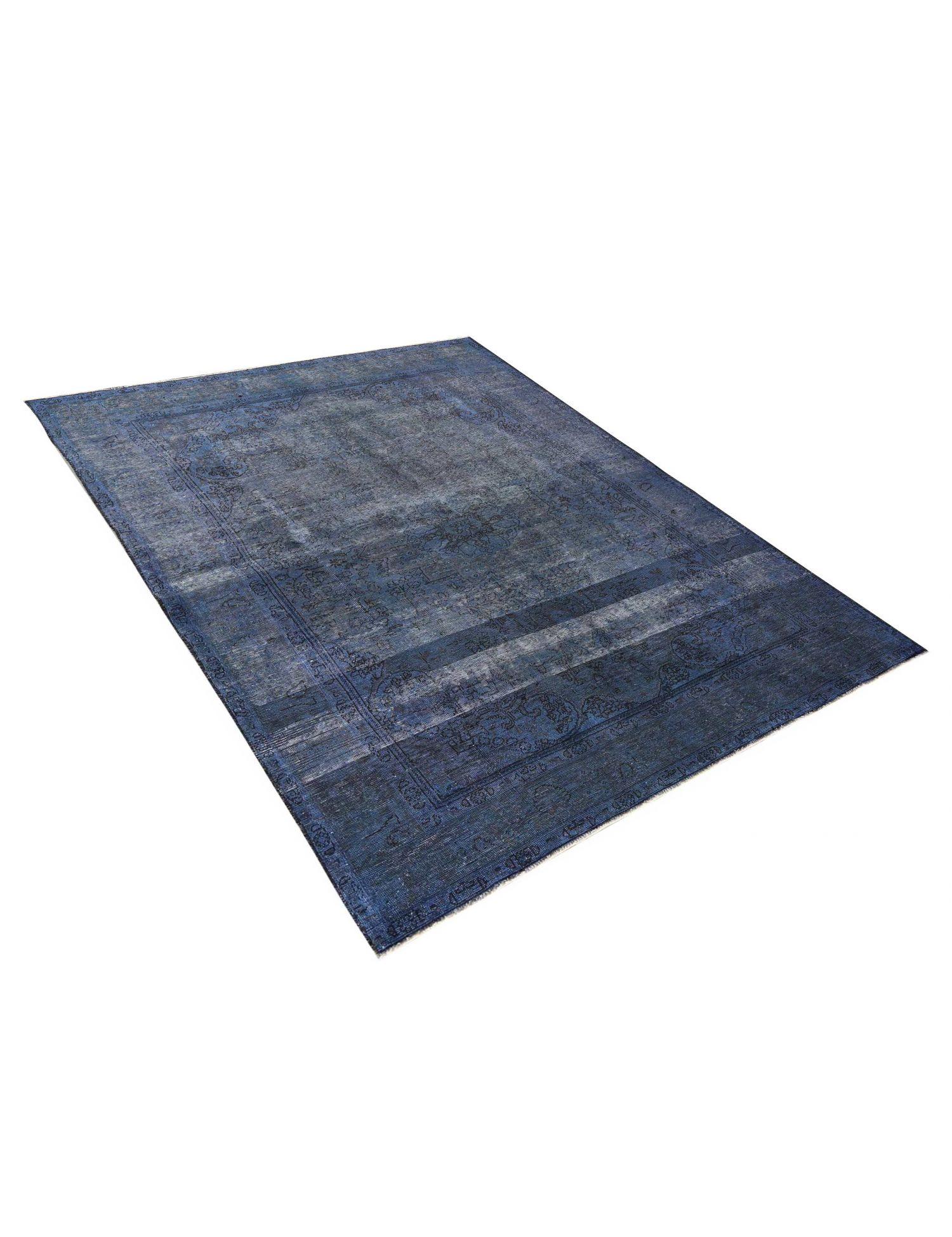 Tappeto Vintage  blu <br/>299 x 221 cm