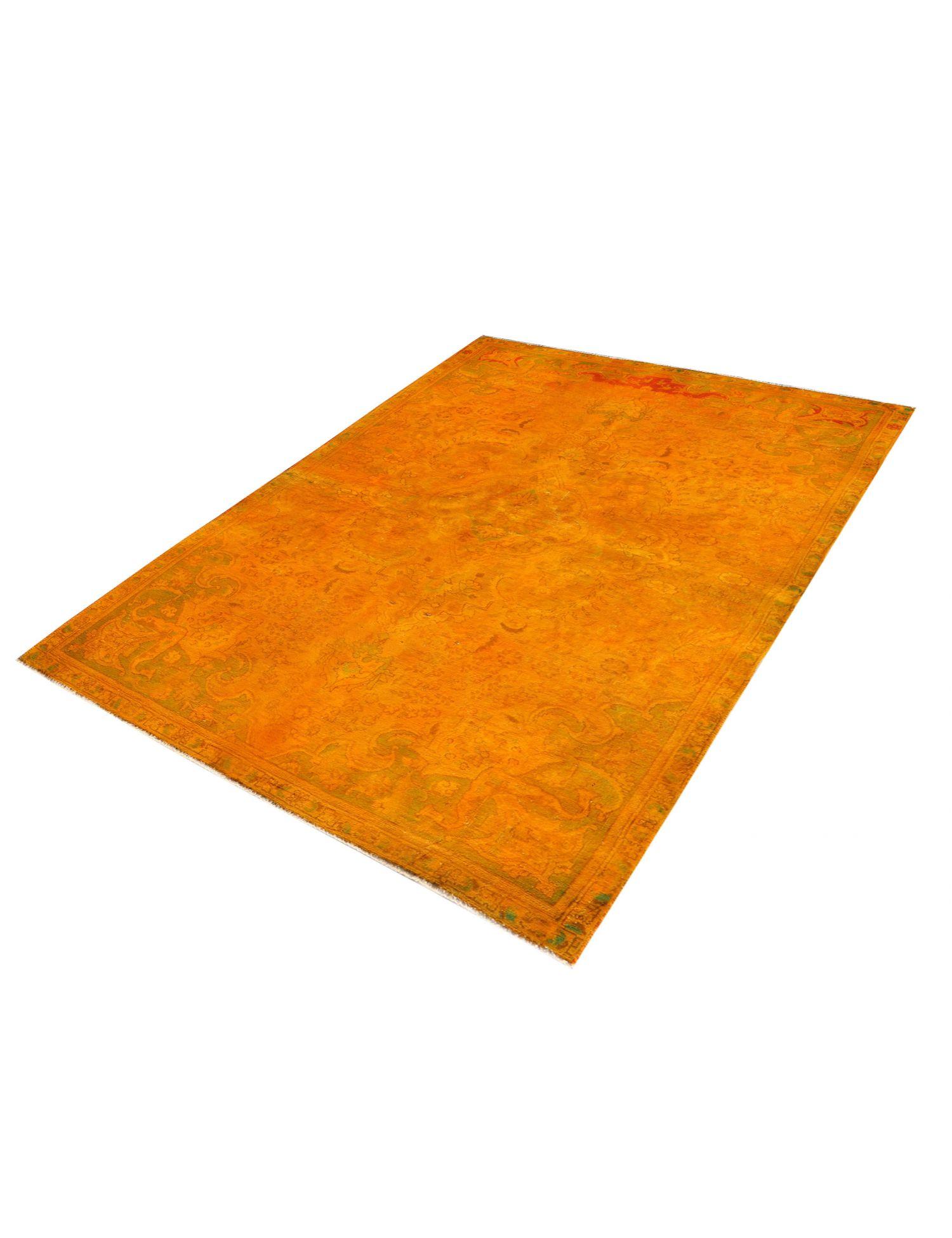 Tappeto Vintage  arancia <br/>244 x 150 cm