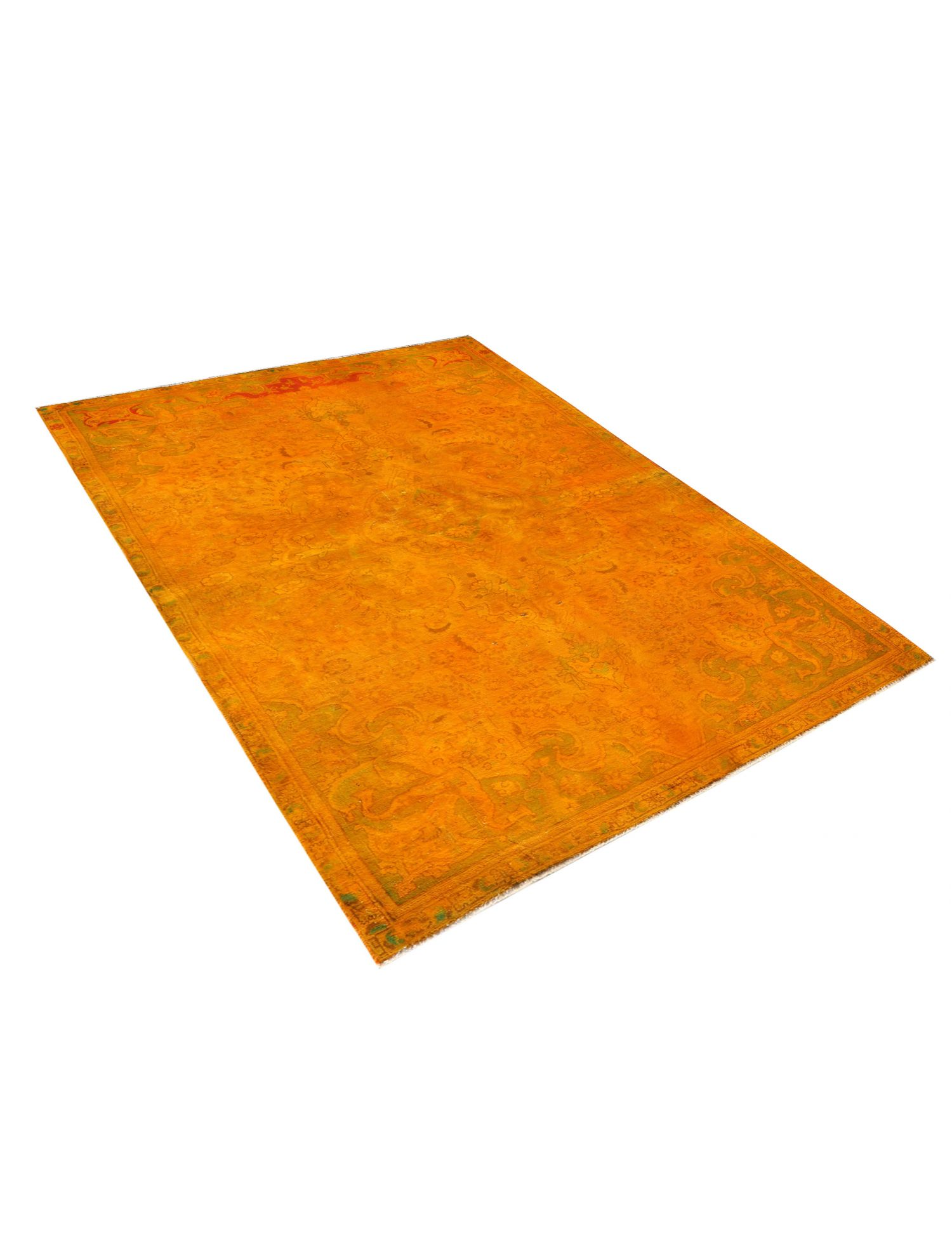 Vintage Perserteppich  orange <br/>244 x 150 cm