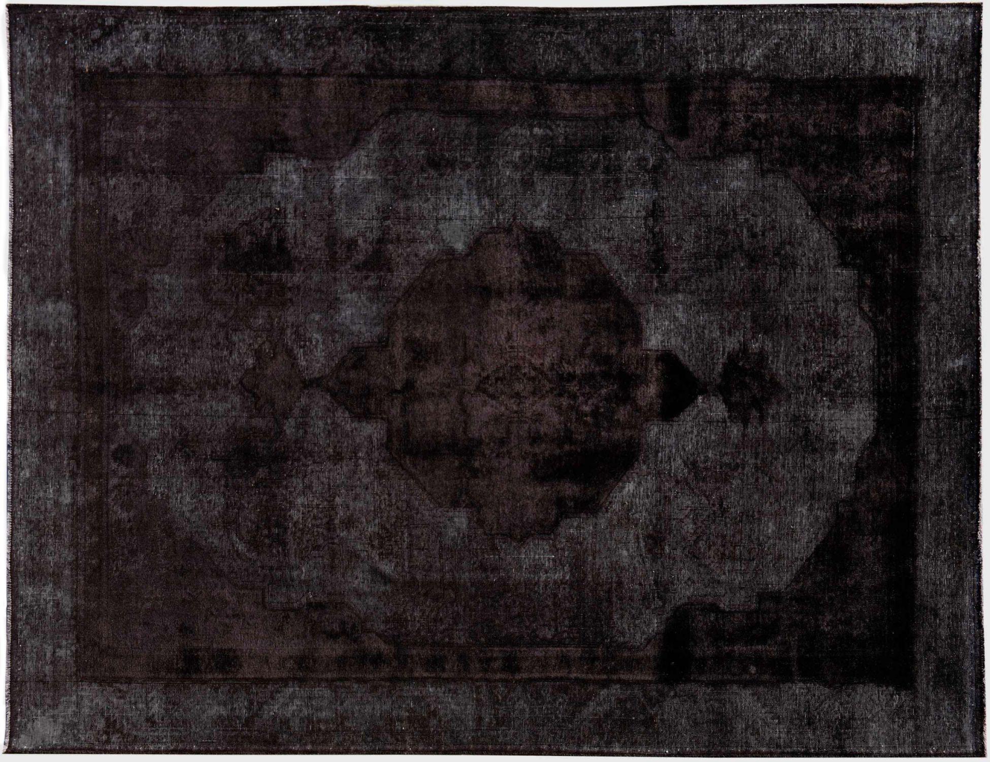 Vintage Perserteppich  schwarz <br/>330 x 235 cm